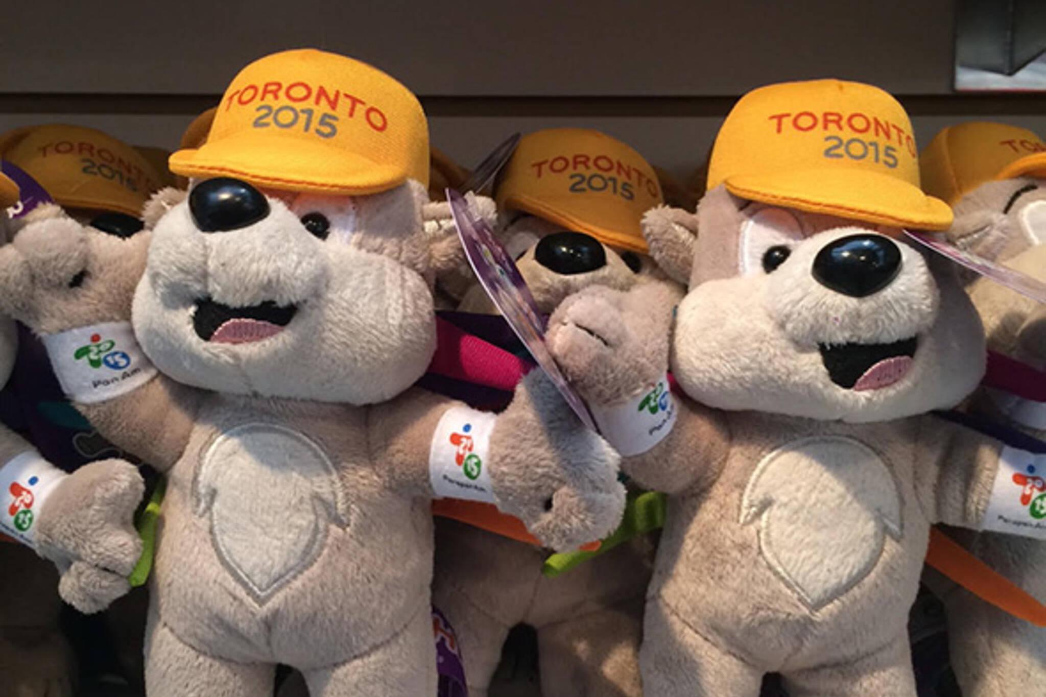 Pan Am games store toronto