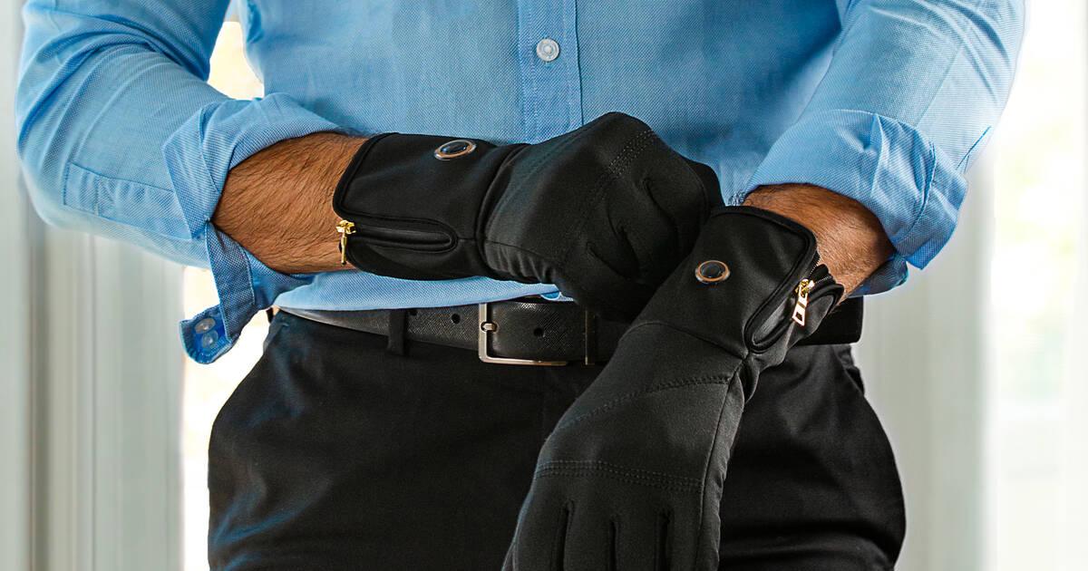 トロントの発明家は、電子的に加熱できるスマートグローブを作成します