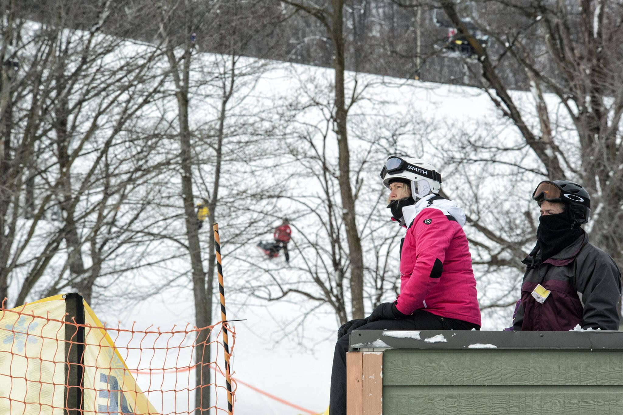 ski hills open