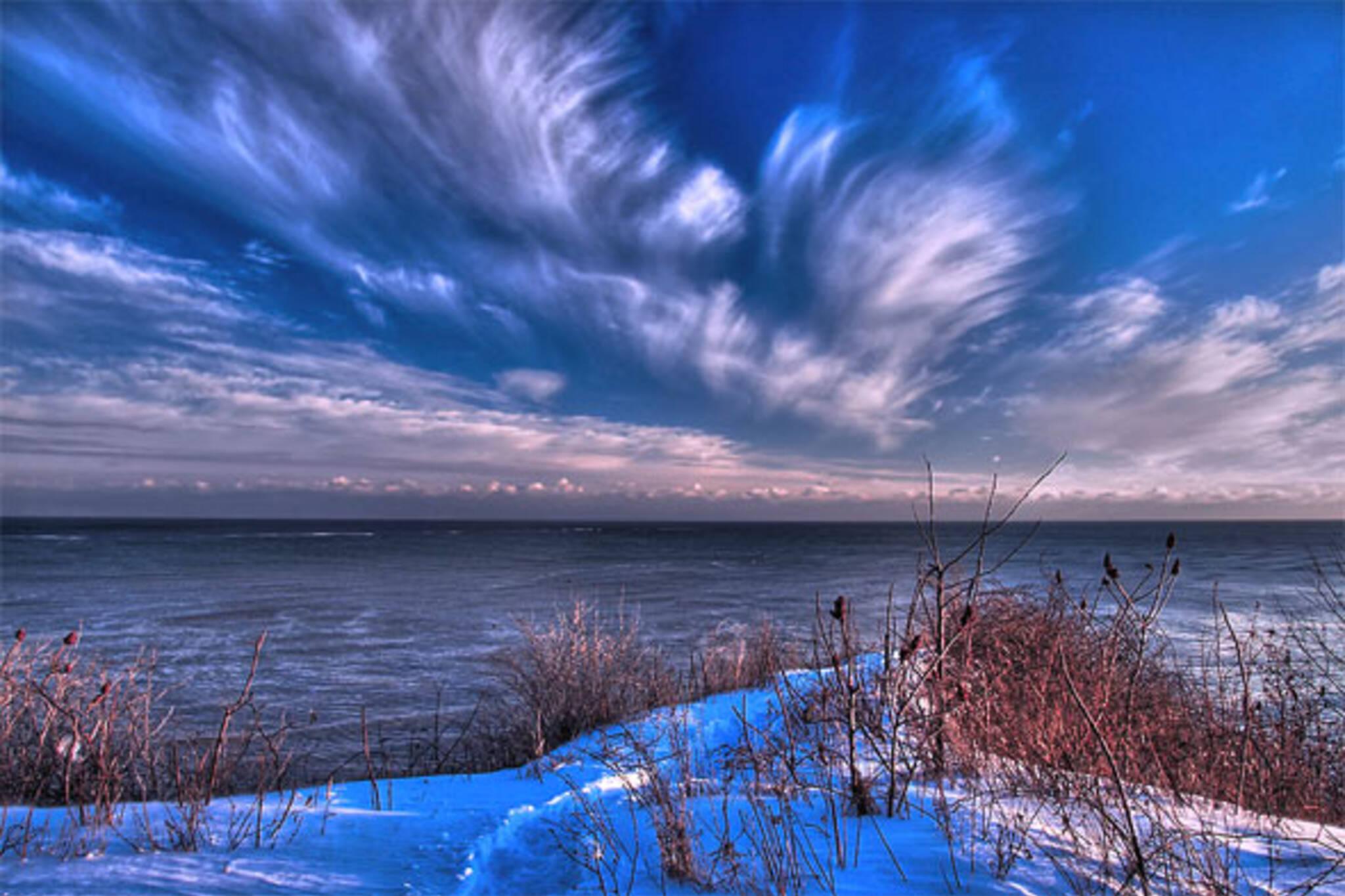lake ontario thaw