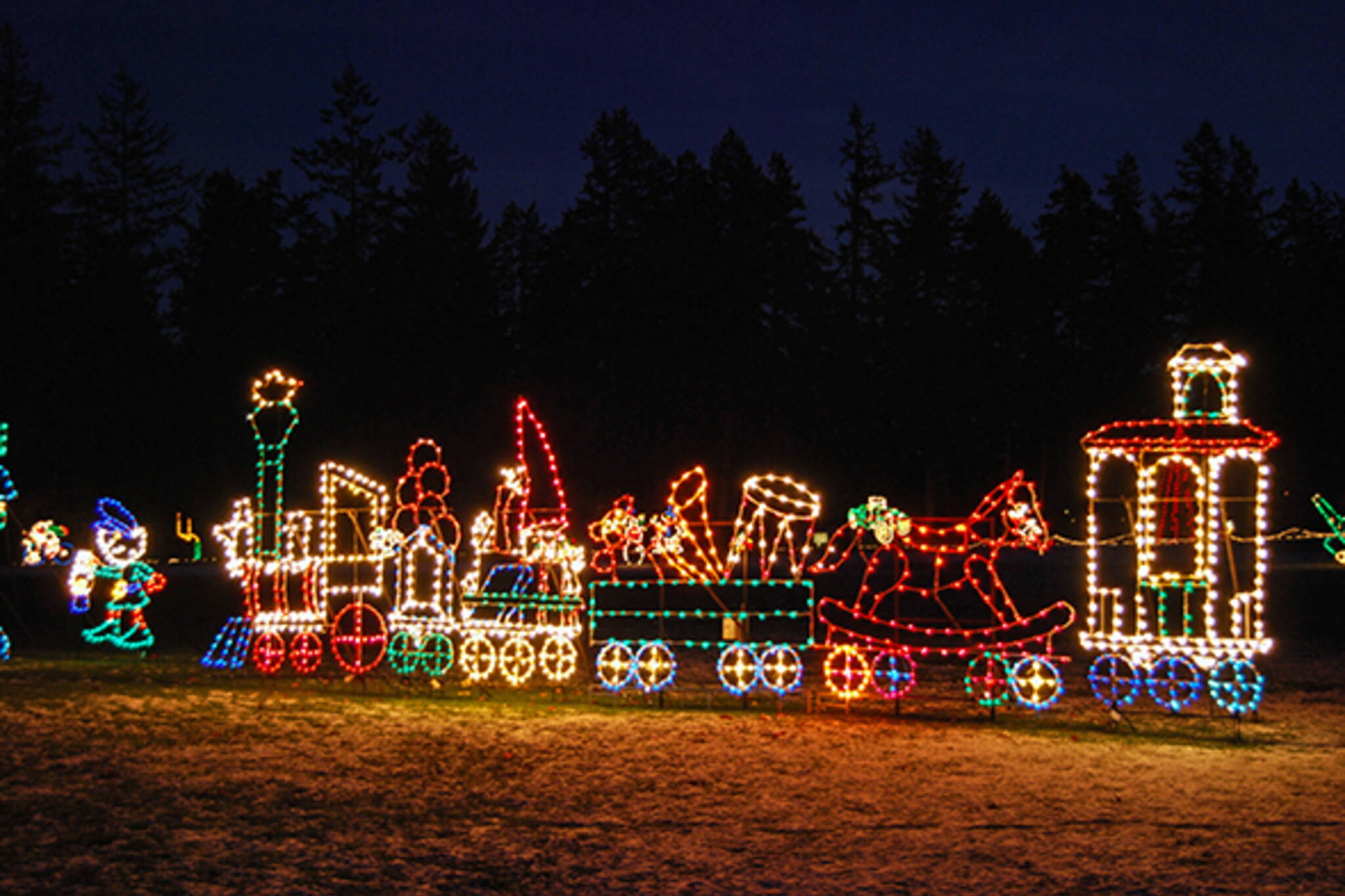 uxbridge fantasy of lights