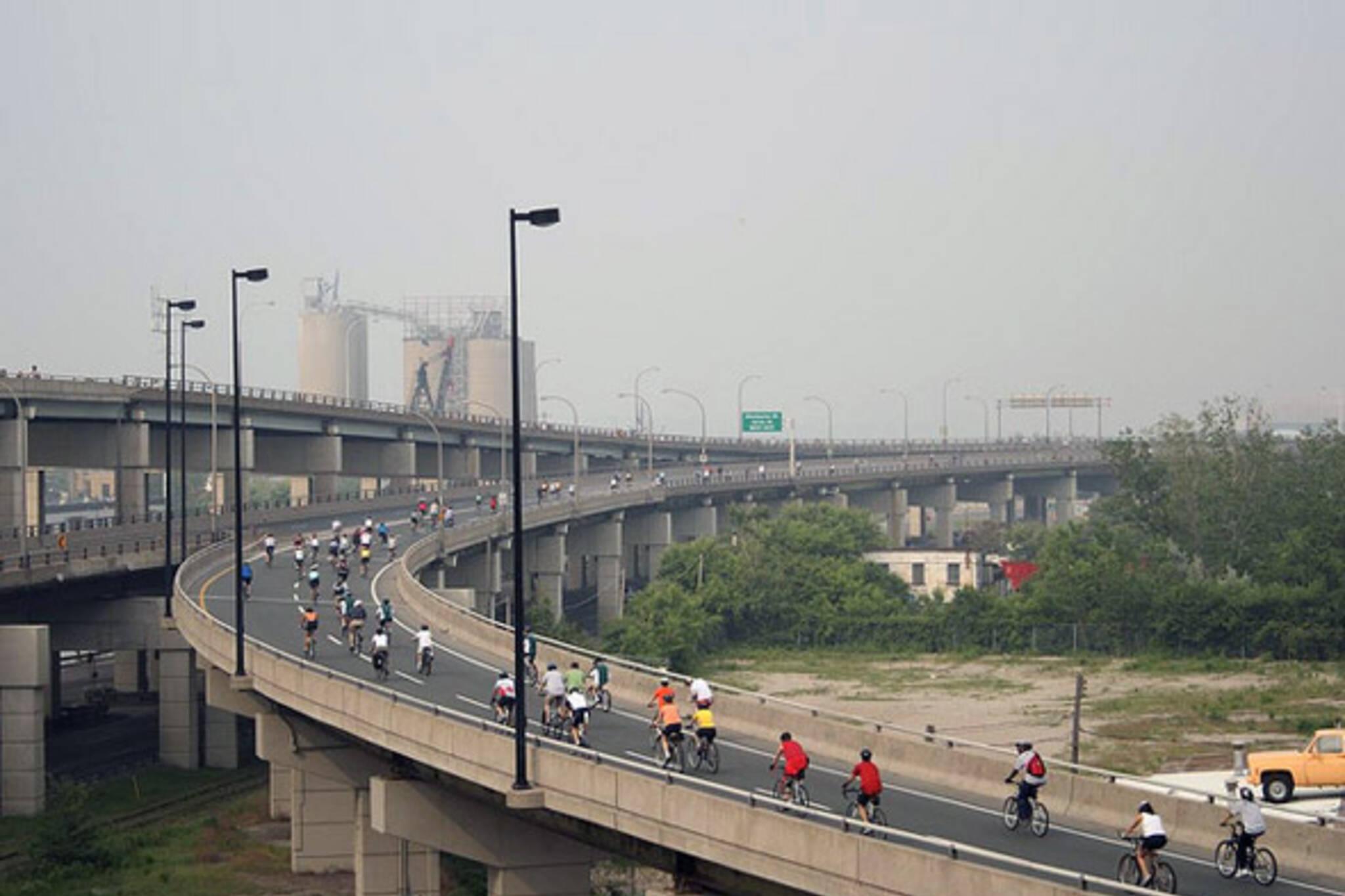 Bike Month Toronto 2011