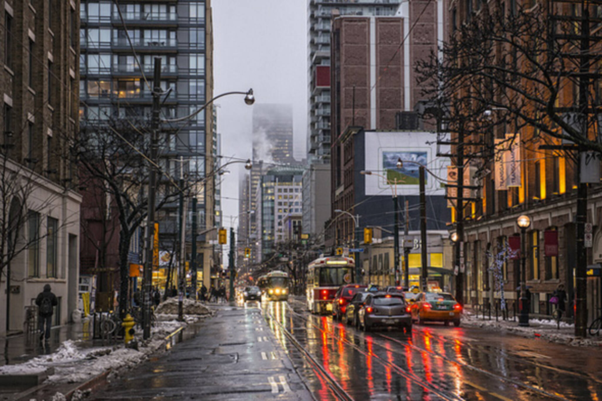 King and Spadina Toronto