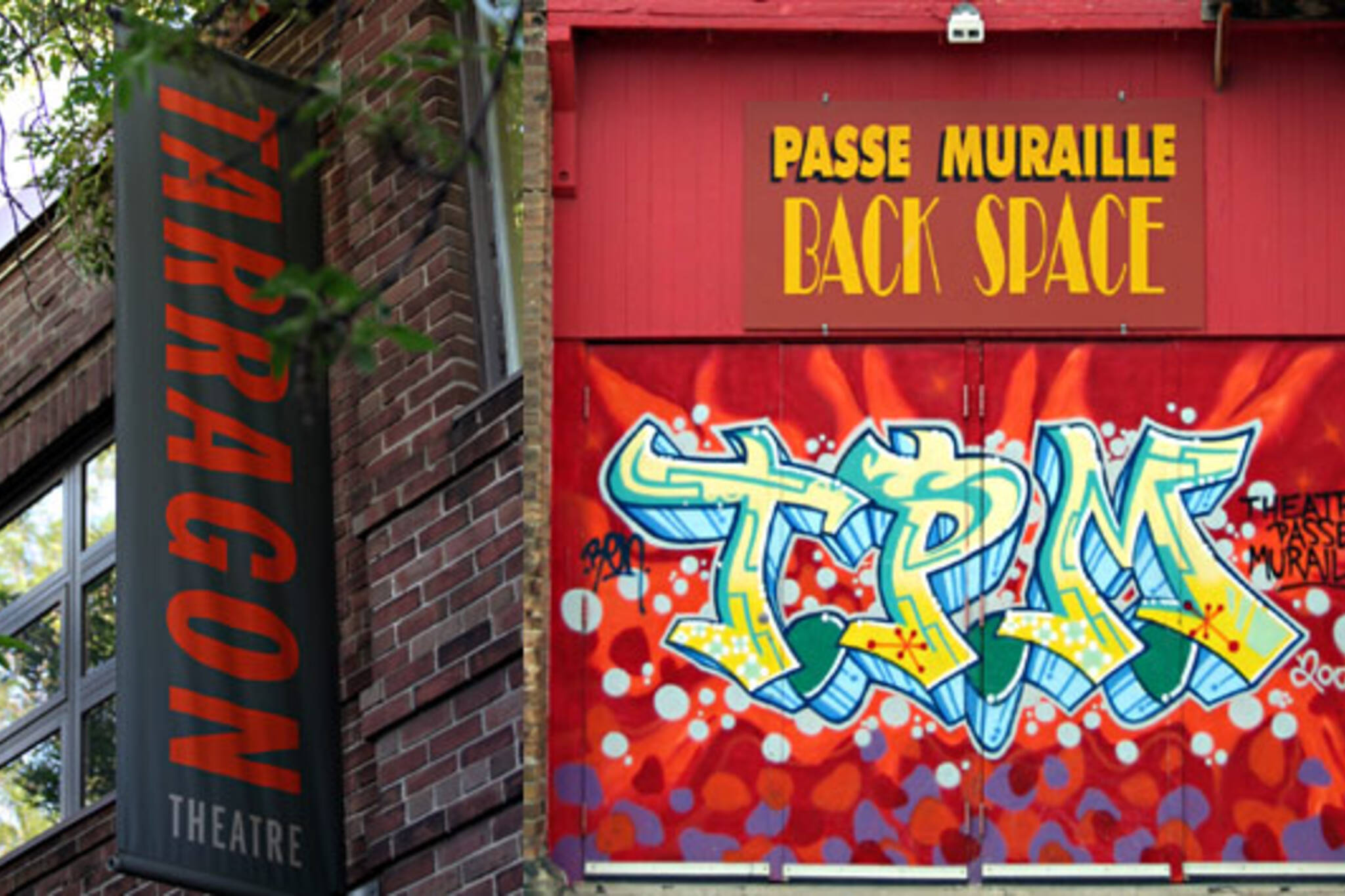 Tarragon Theatre and Theatre Passe Muraille
