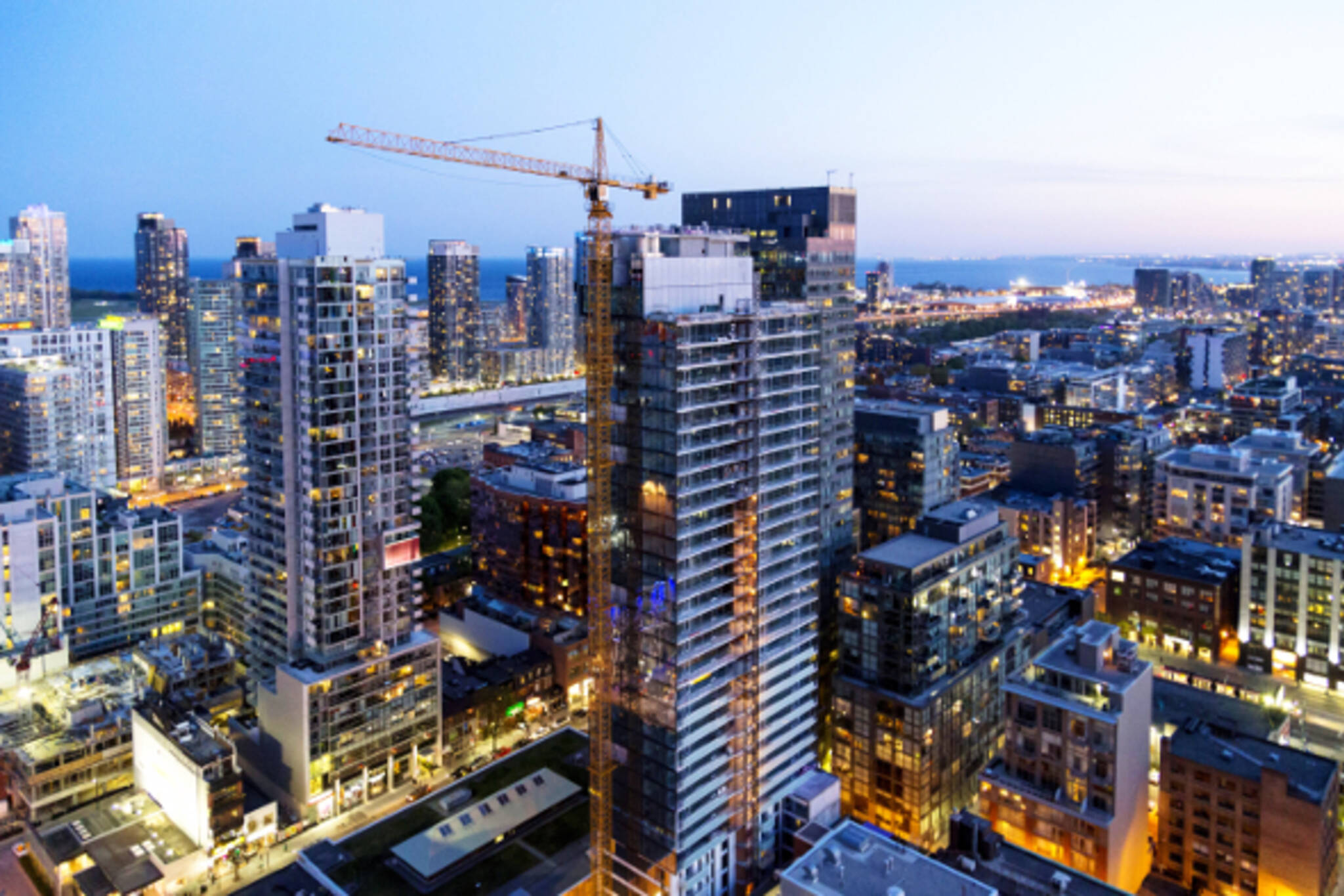 Toronto is now Canada's hottest real estate market