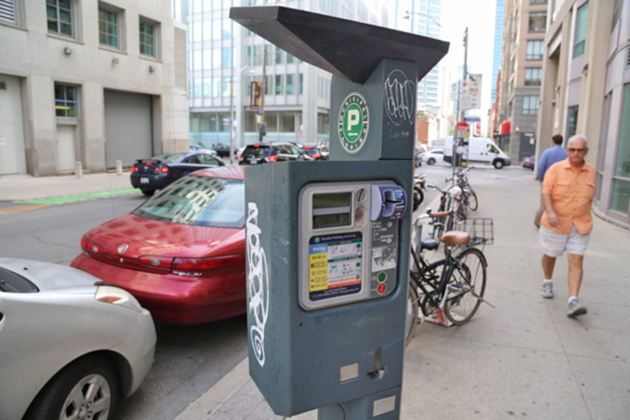 street parking toronto