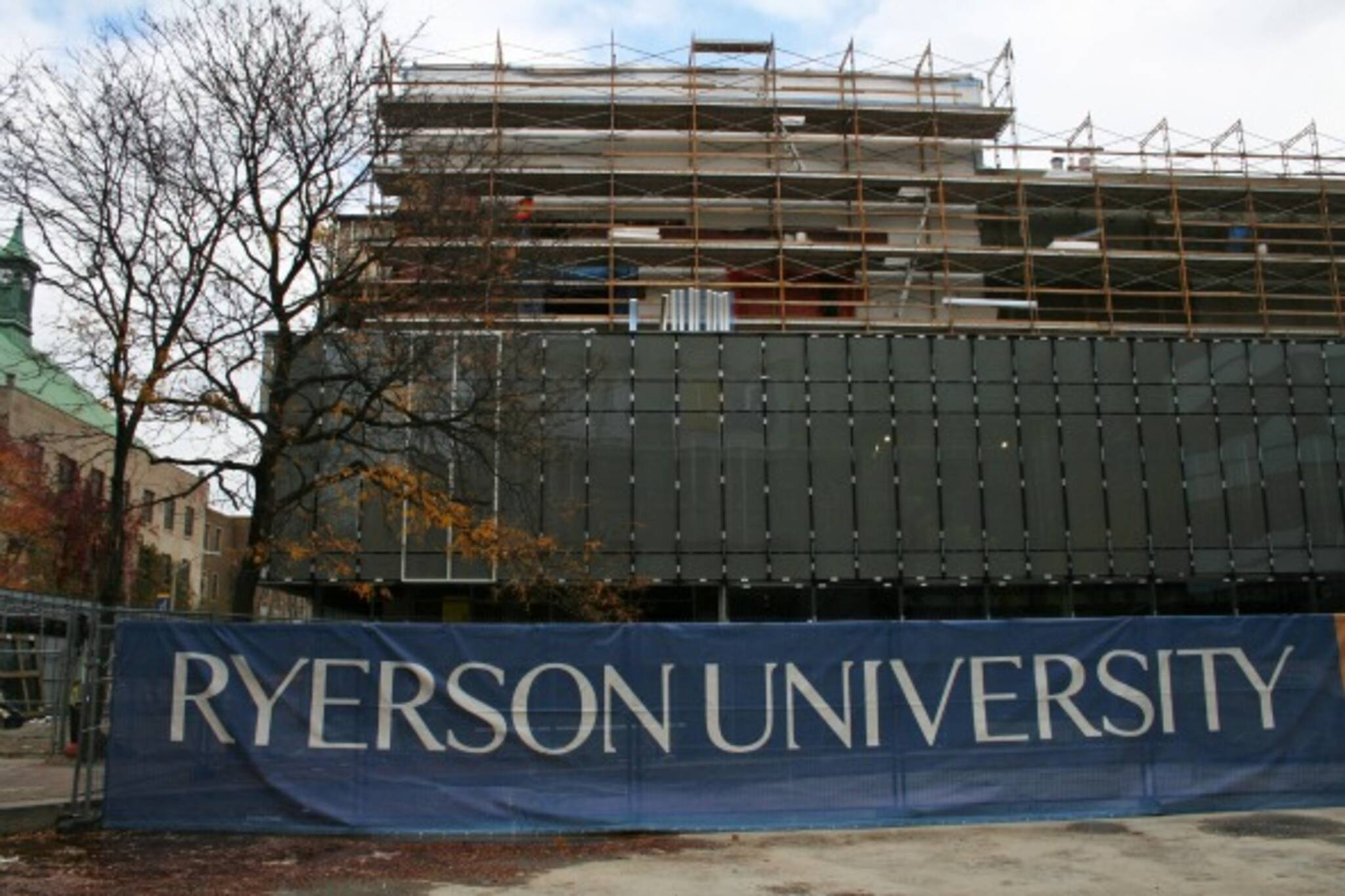 Ryerson Gallery and Image Arts Makeover
