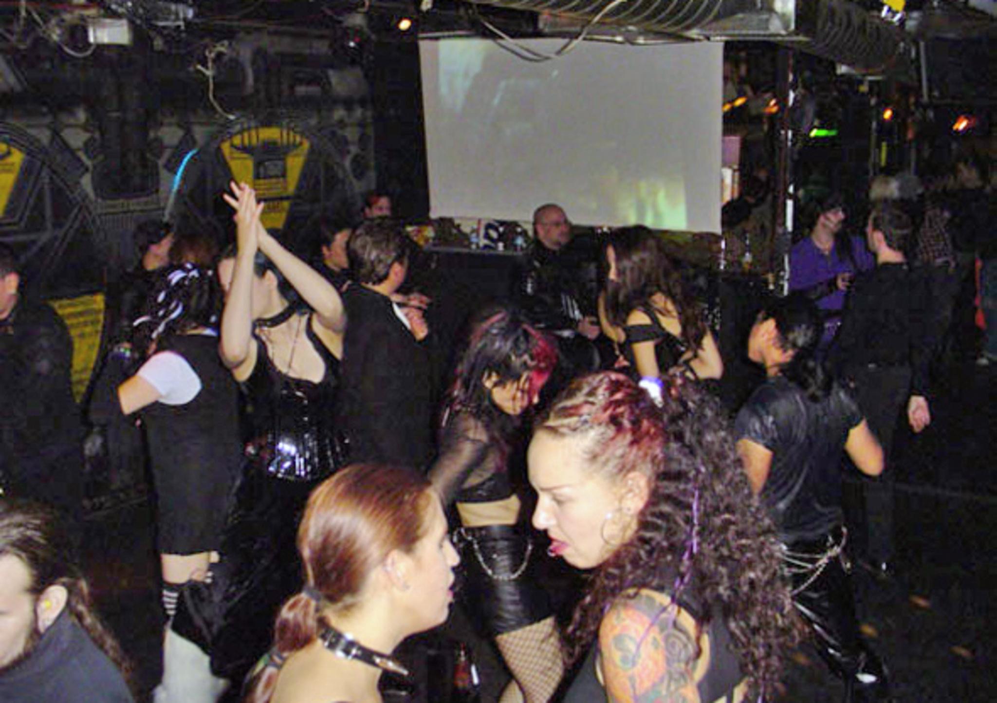 The Top 5 Toronto Goth Haunts We Miss