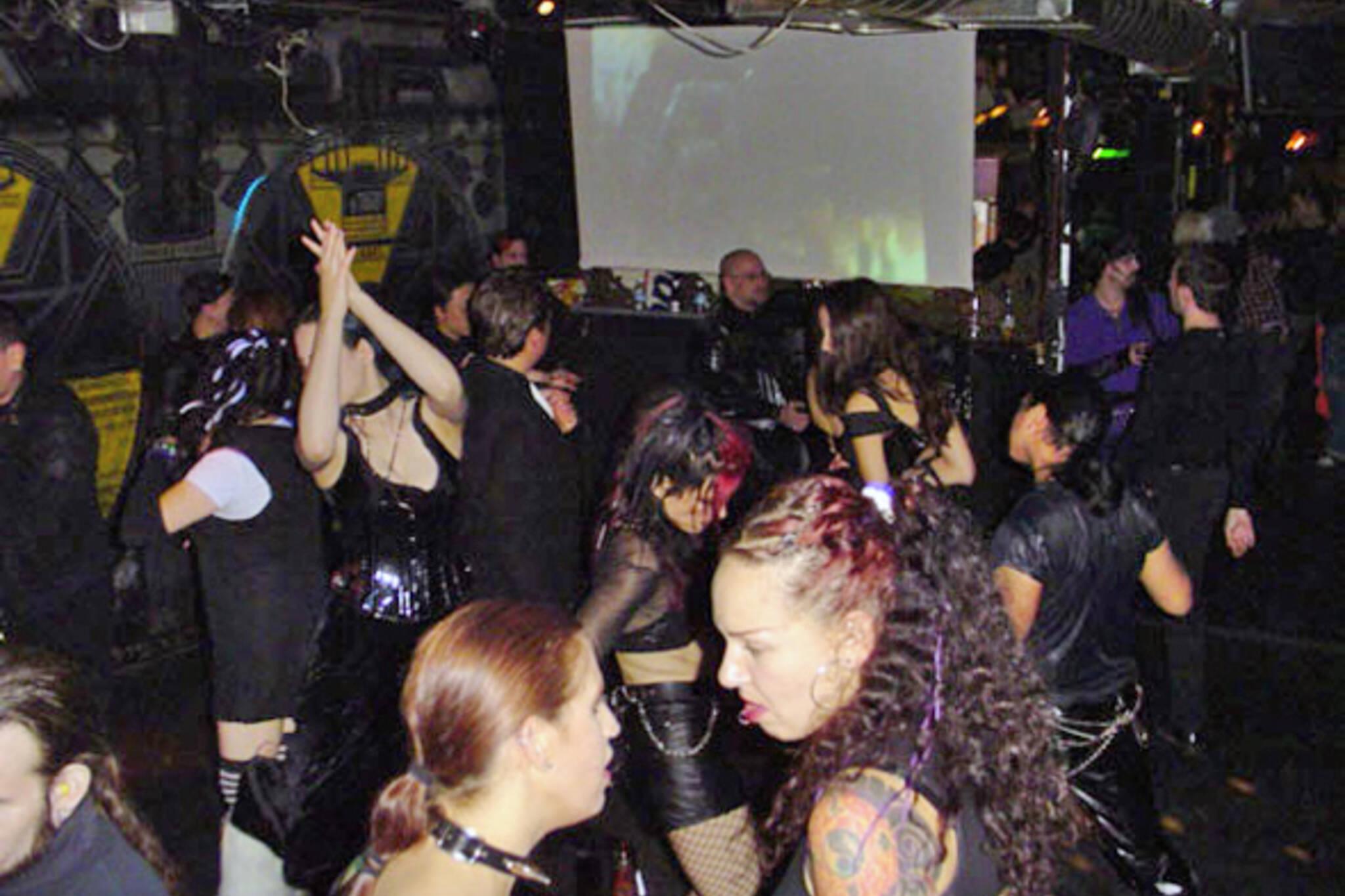 Goth club Toronto