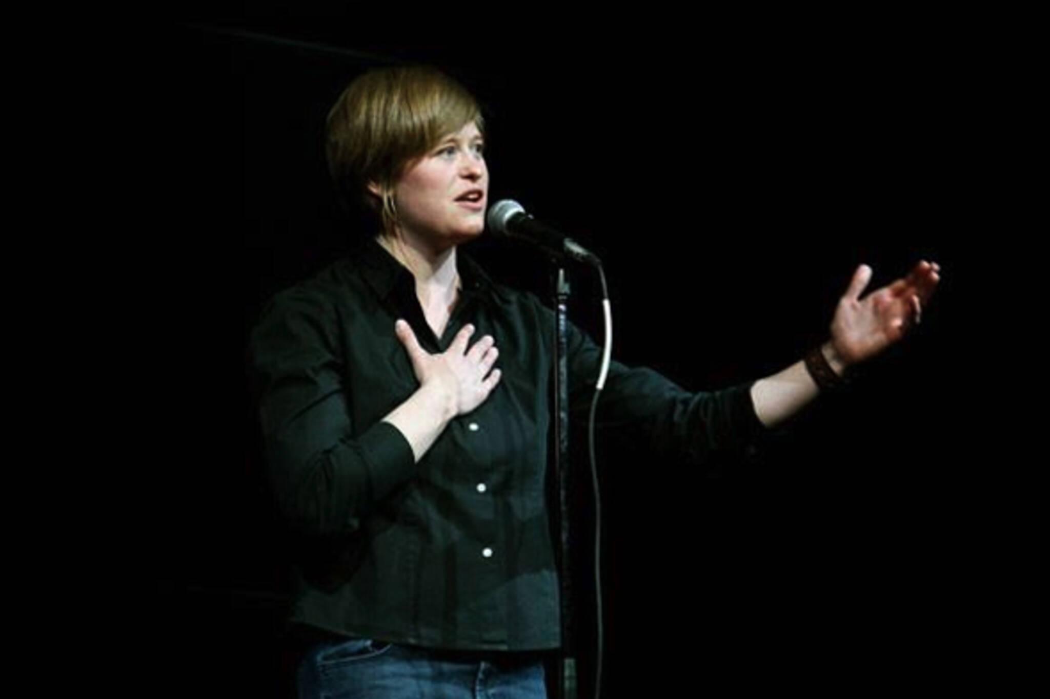 Tanya Neumeyer spoken word