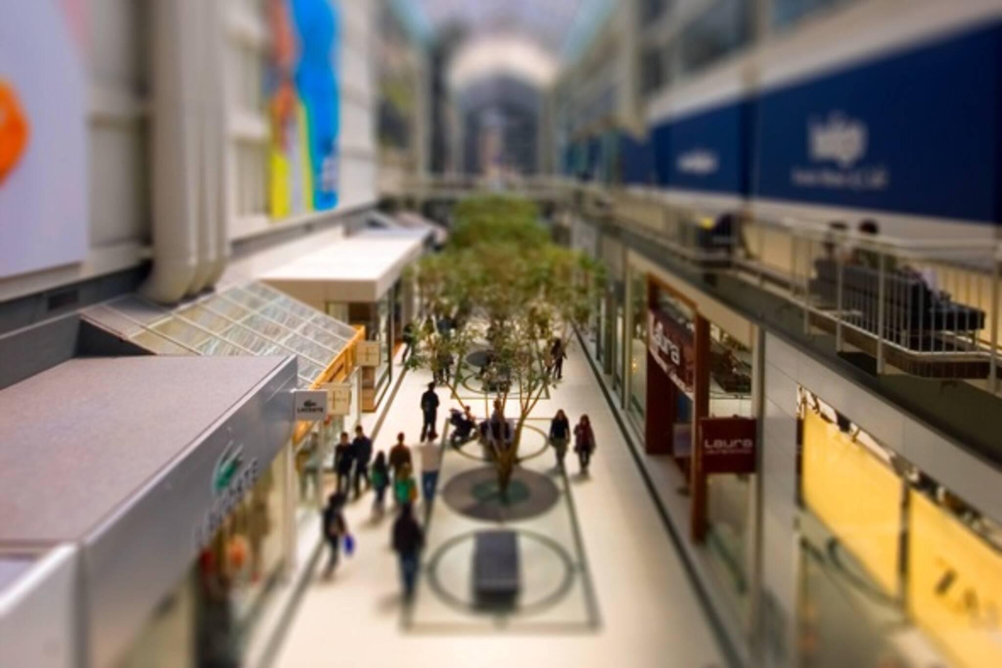 Fake Mall