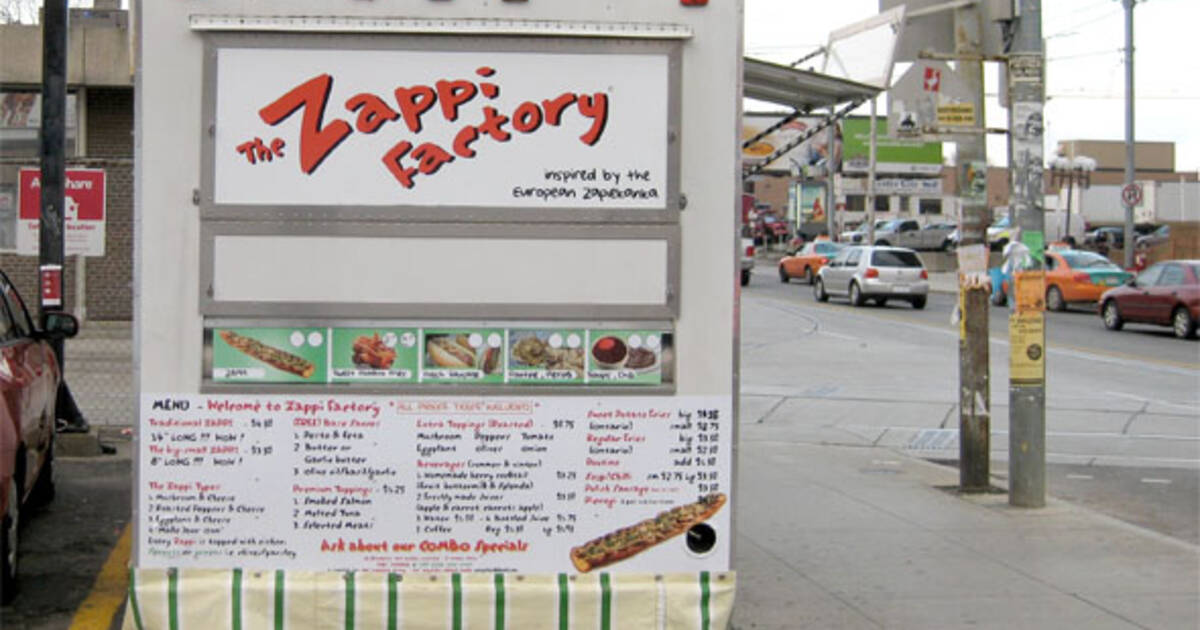 Is The Zappi Factory the Dawn of the Toronto Street Food ...