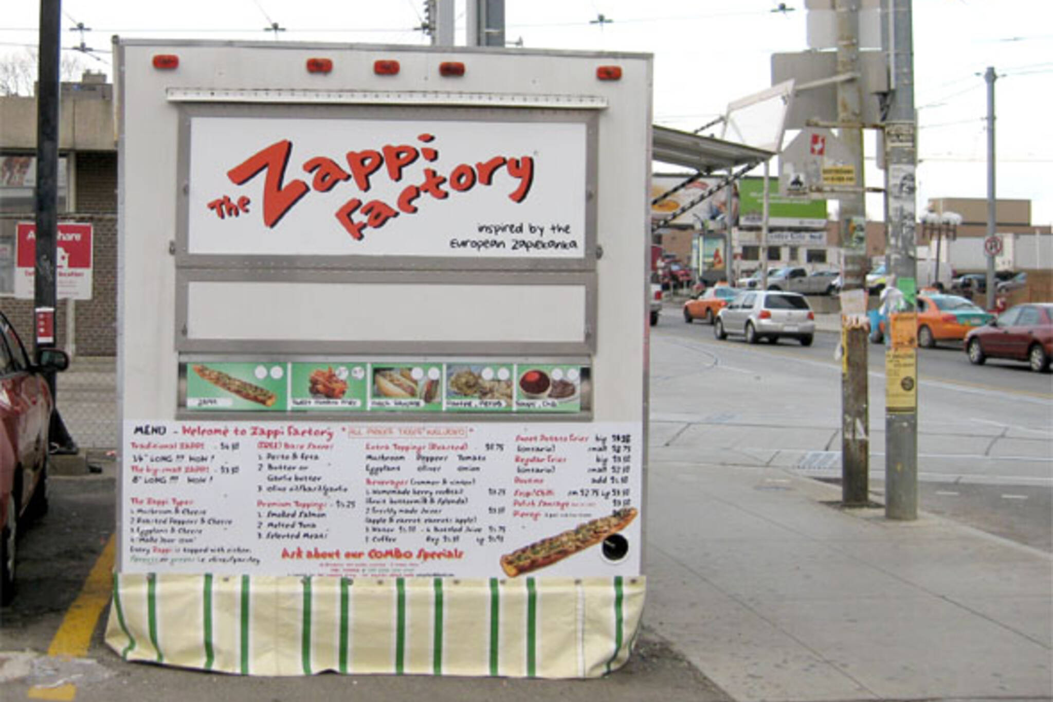 zappi factory toronto street food