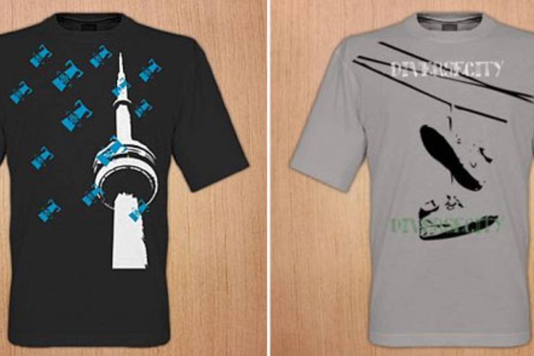 Toronto t-shirts