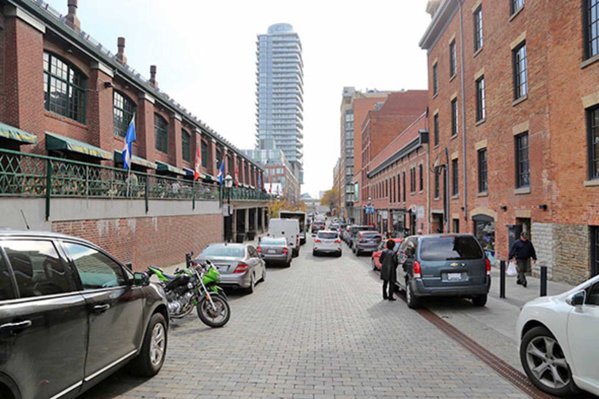 restaurants market street