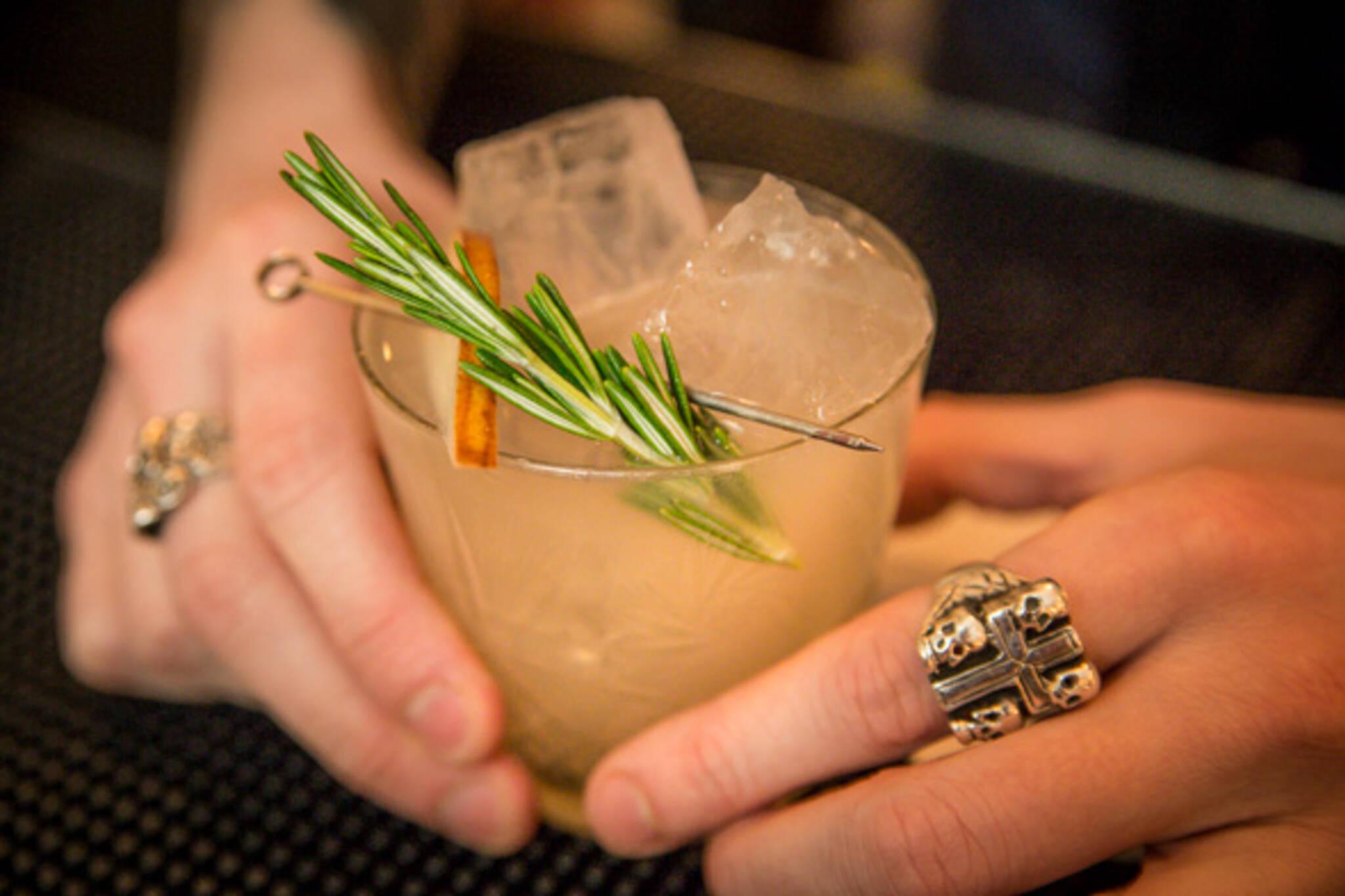 Fountain Cocktail