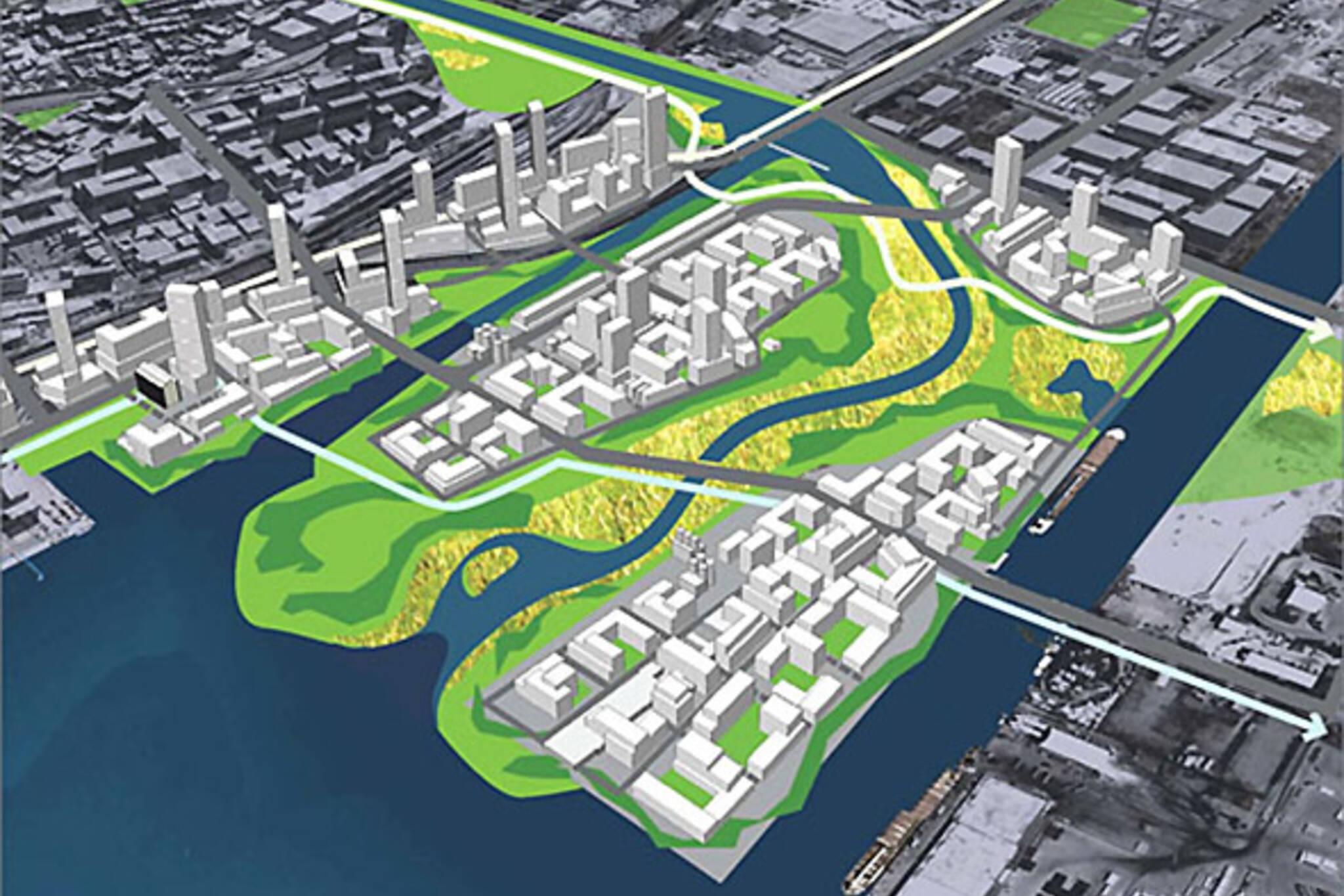 Port Lands Toronto