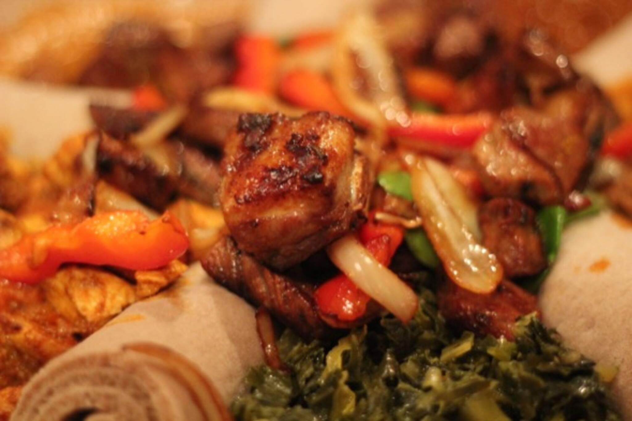 Ethiopian Food Toronto