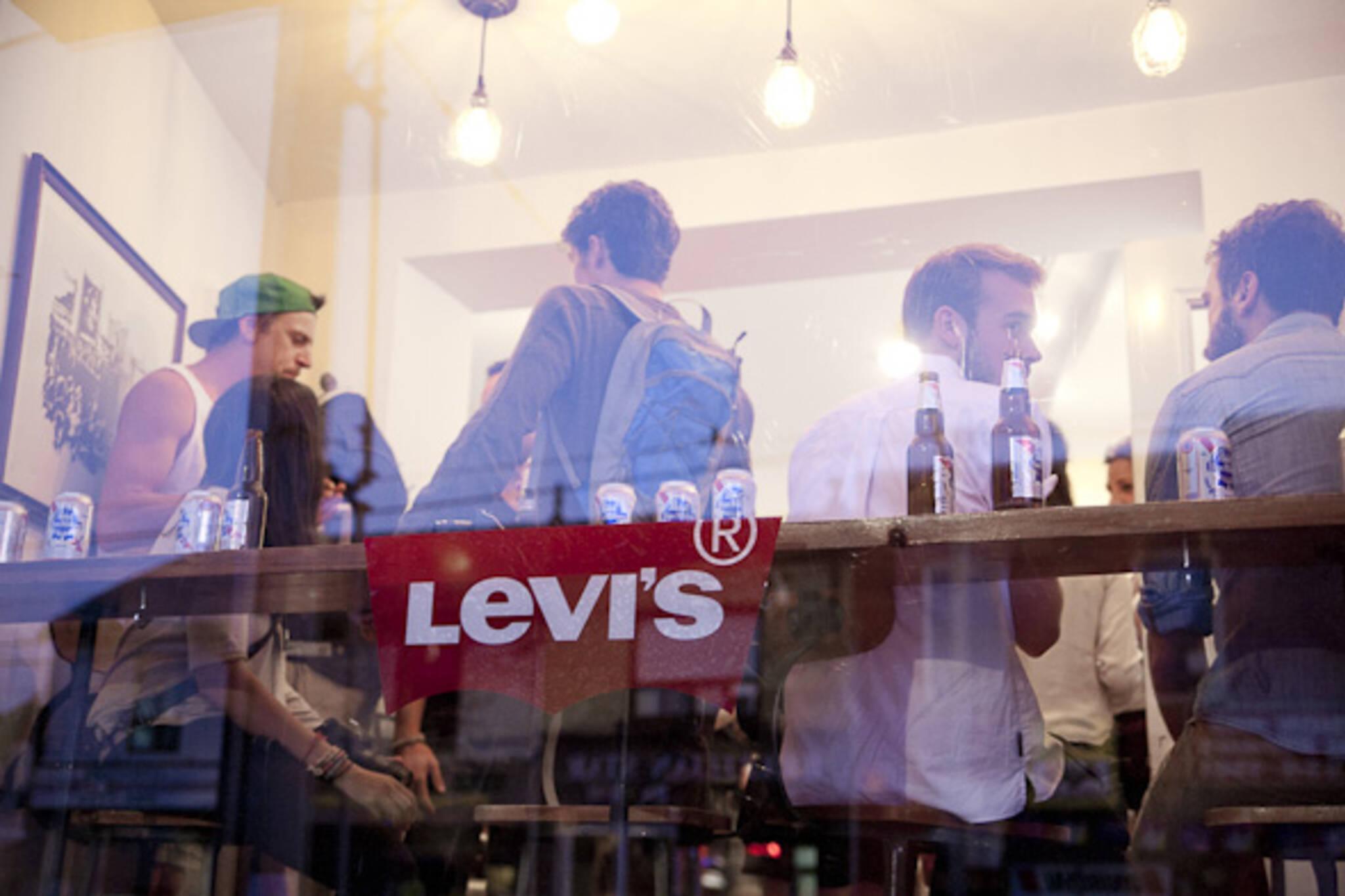 Levis Commuter jeans