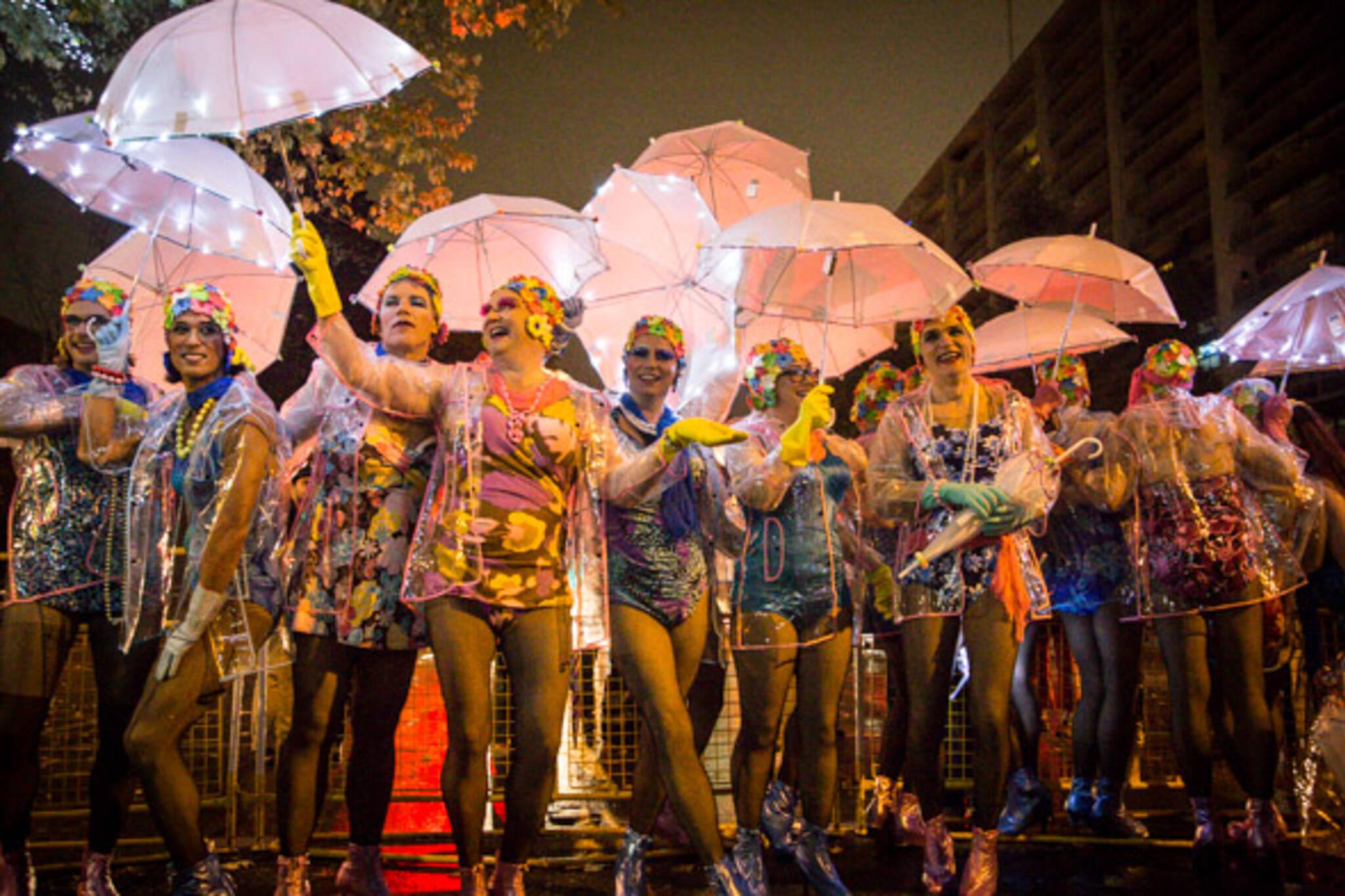 Church Street Halloween Party