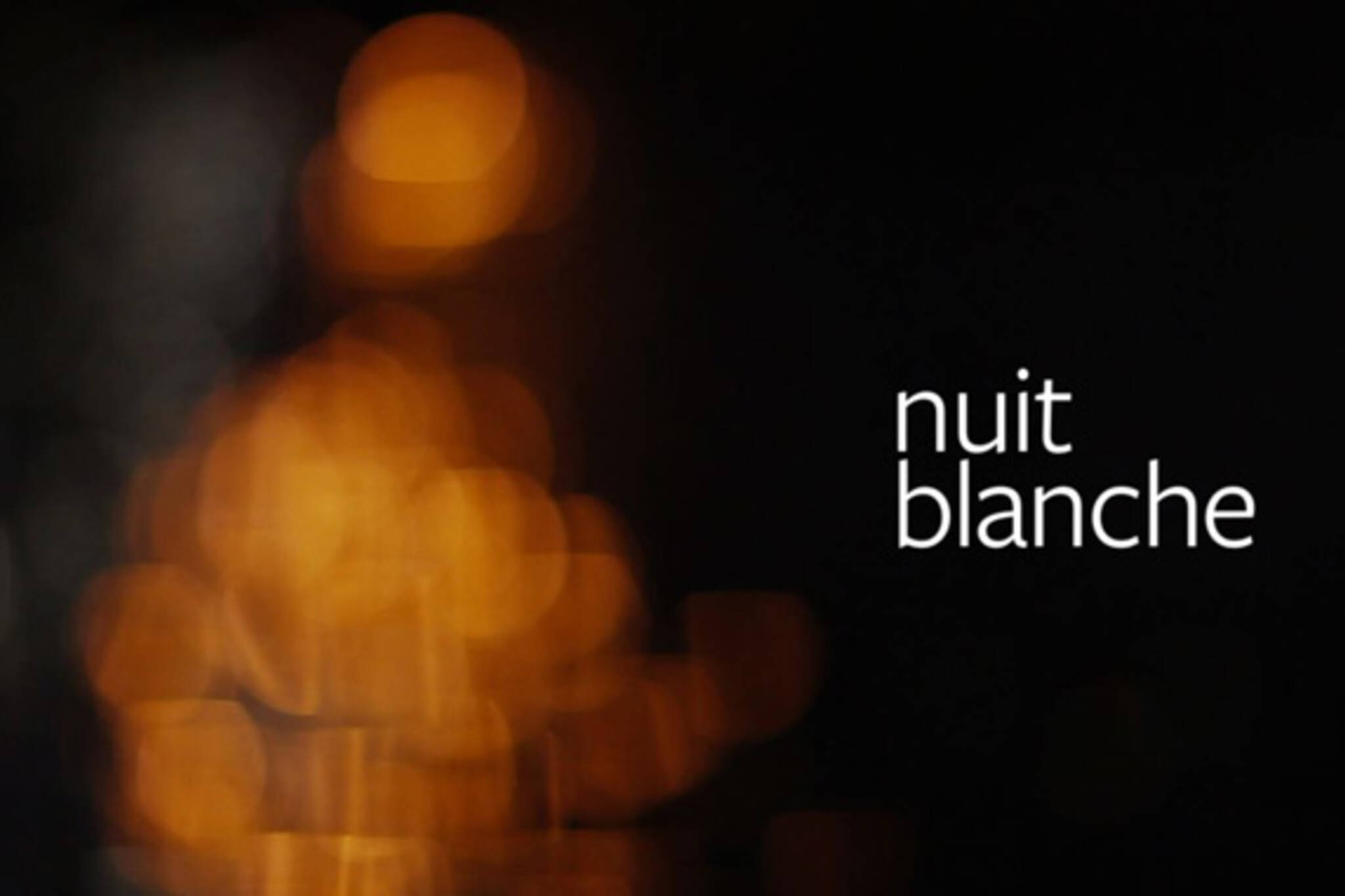 Nuit Blanche Video Toronto 2011