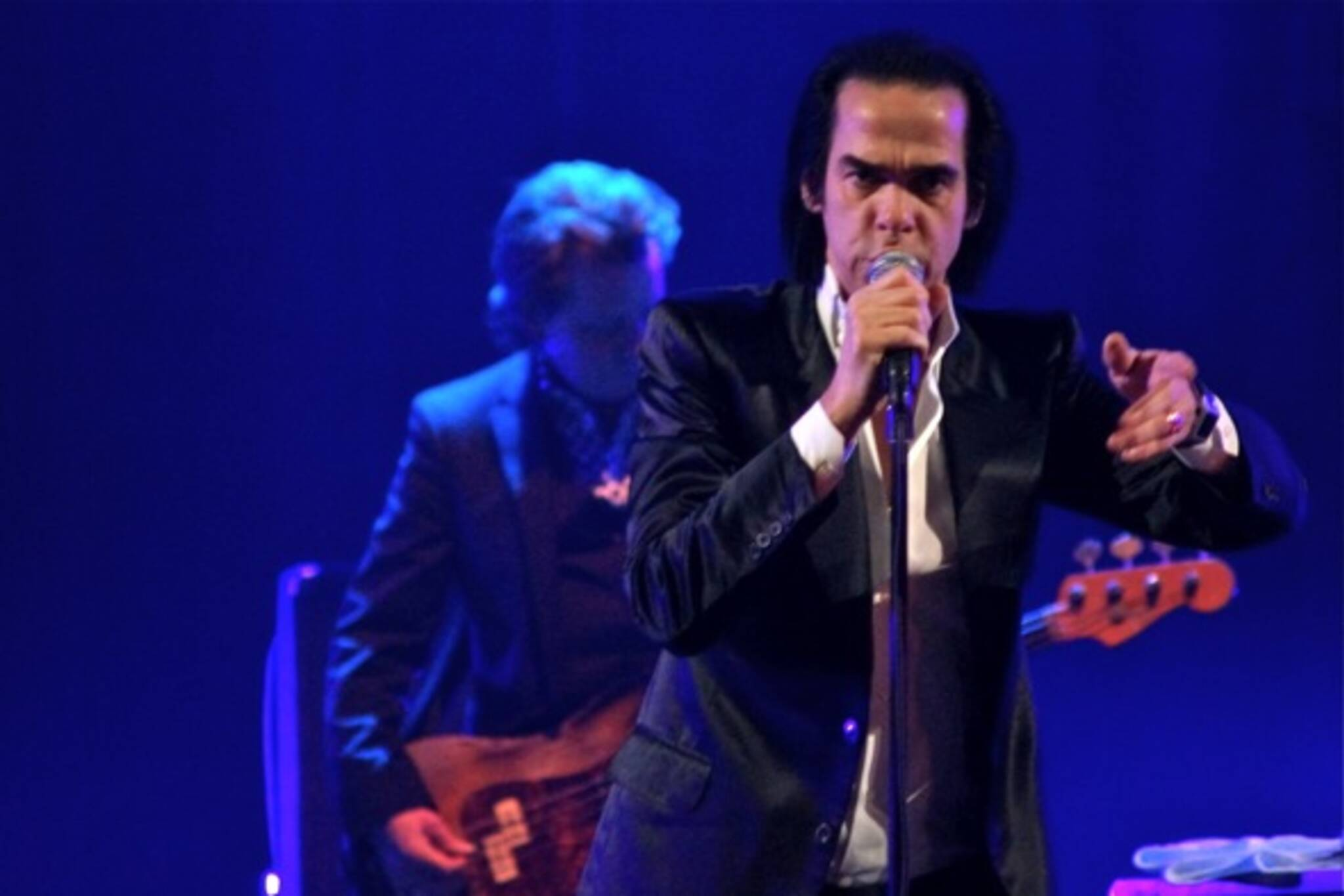 Nick Cave and the Bad Seeds at Massey Hall