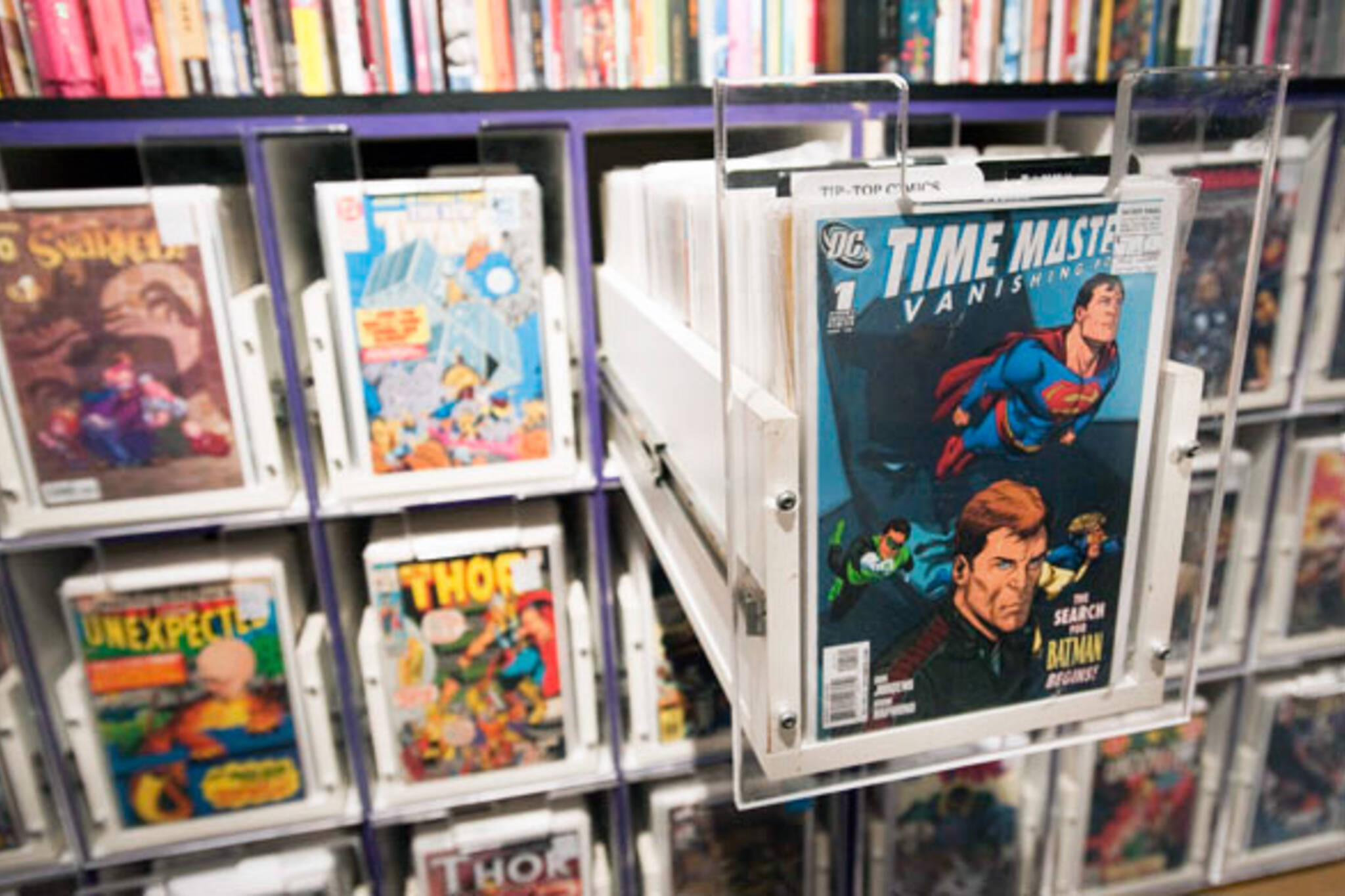 The Best Comic Shops In Toronto