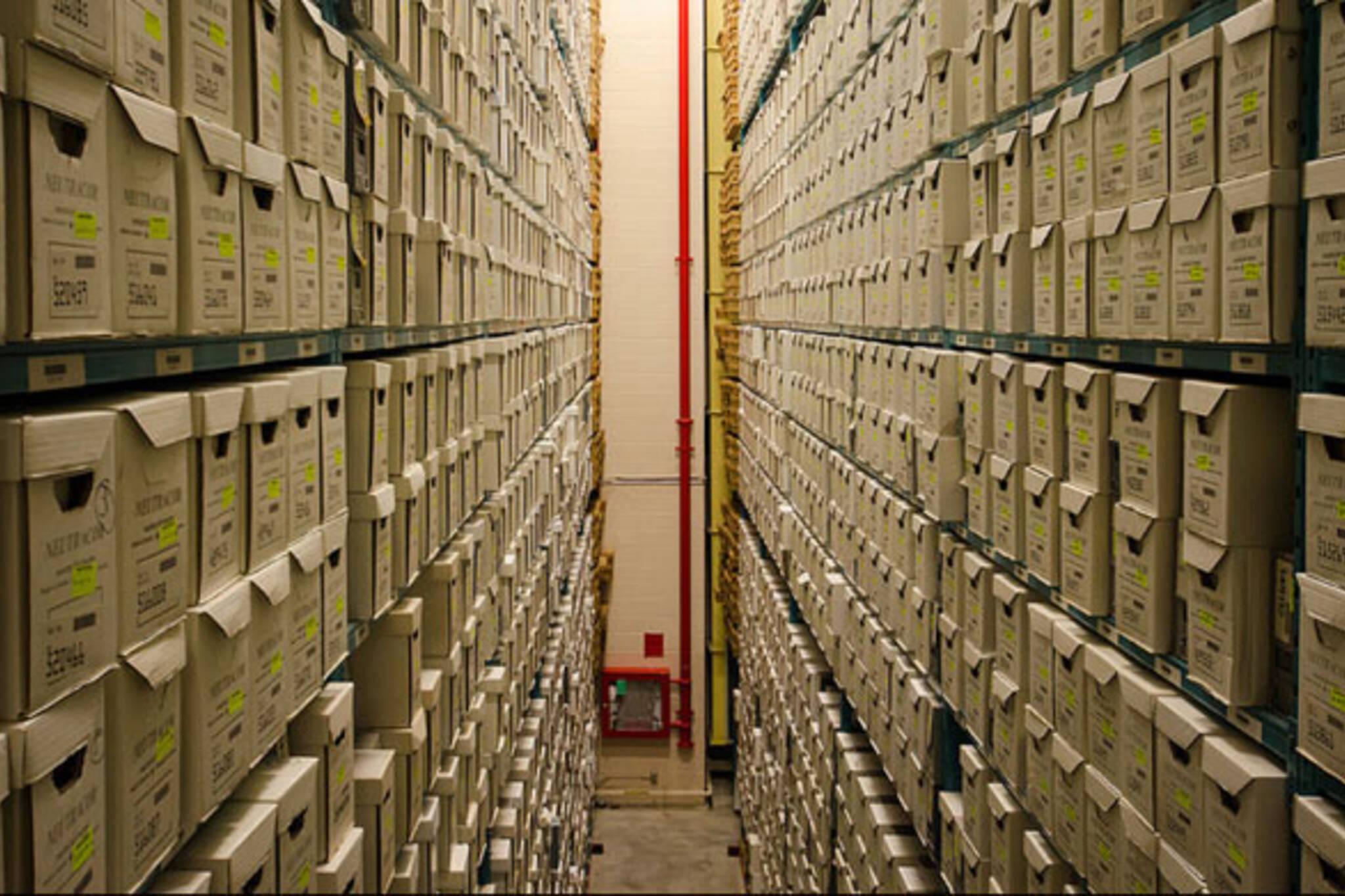 archives toronto