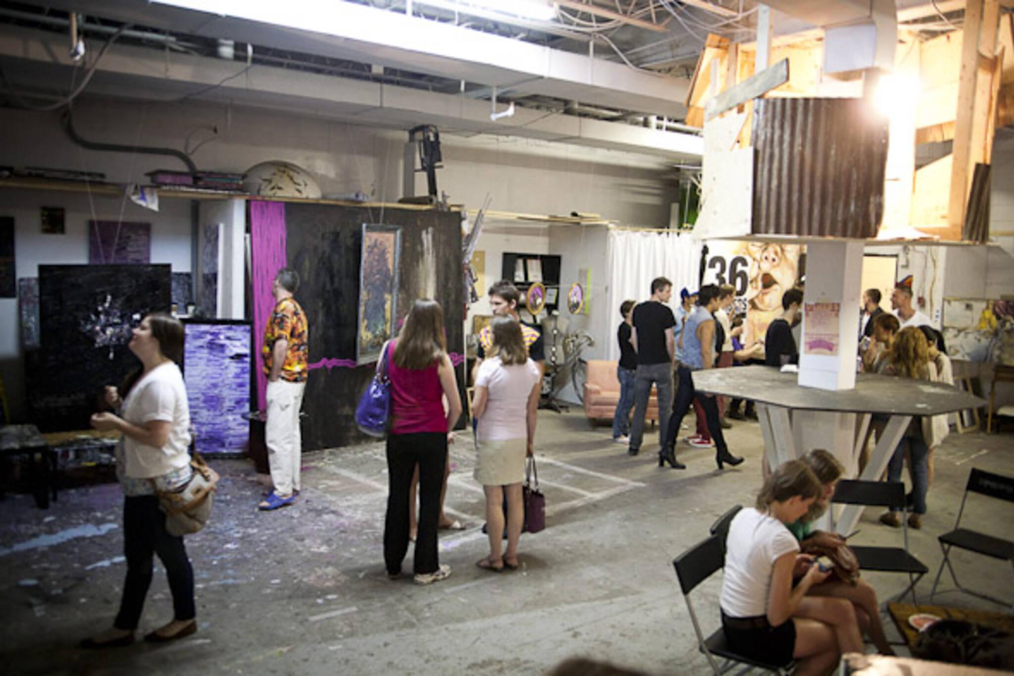 Artist Collectives Toronto