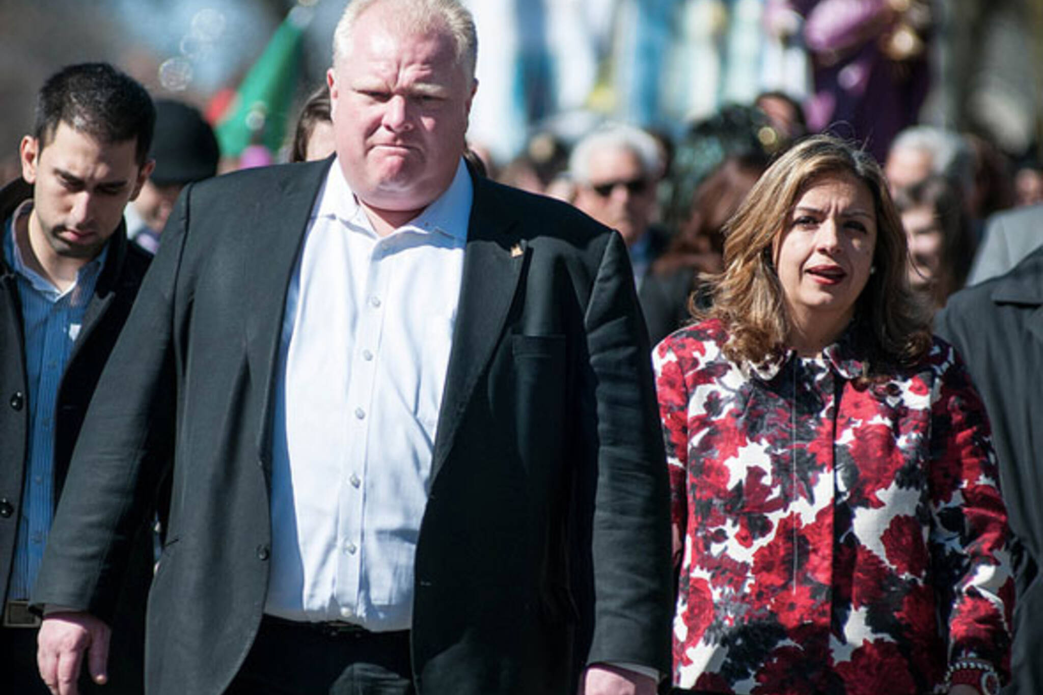 Rob Ford Wife