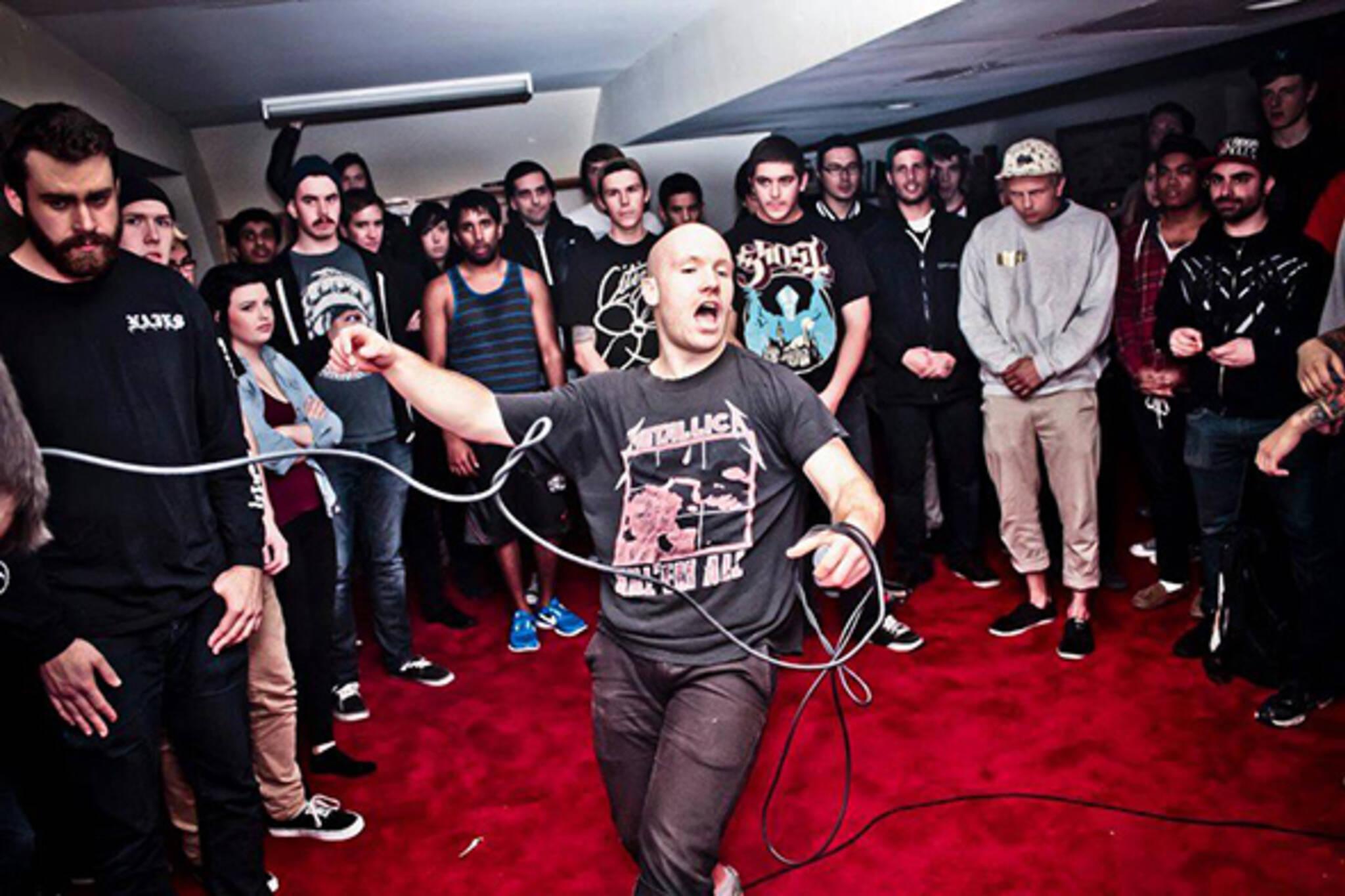 metal bands toronto