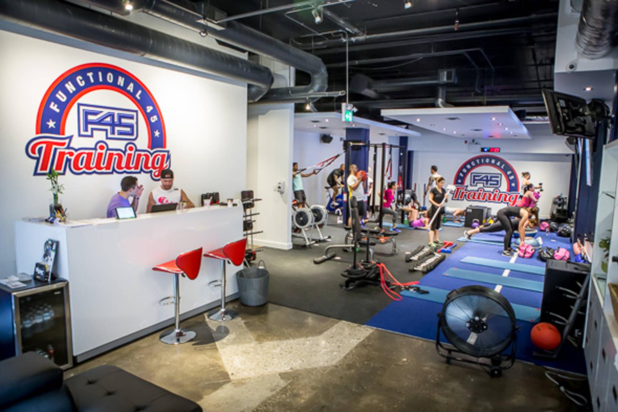 new gyms toronto