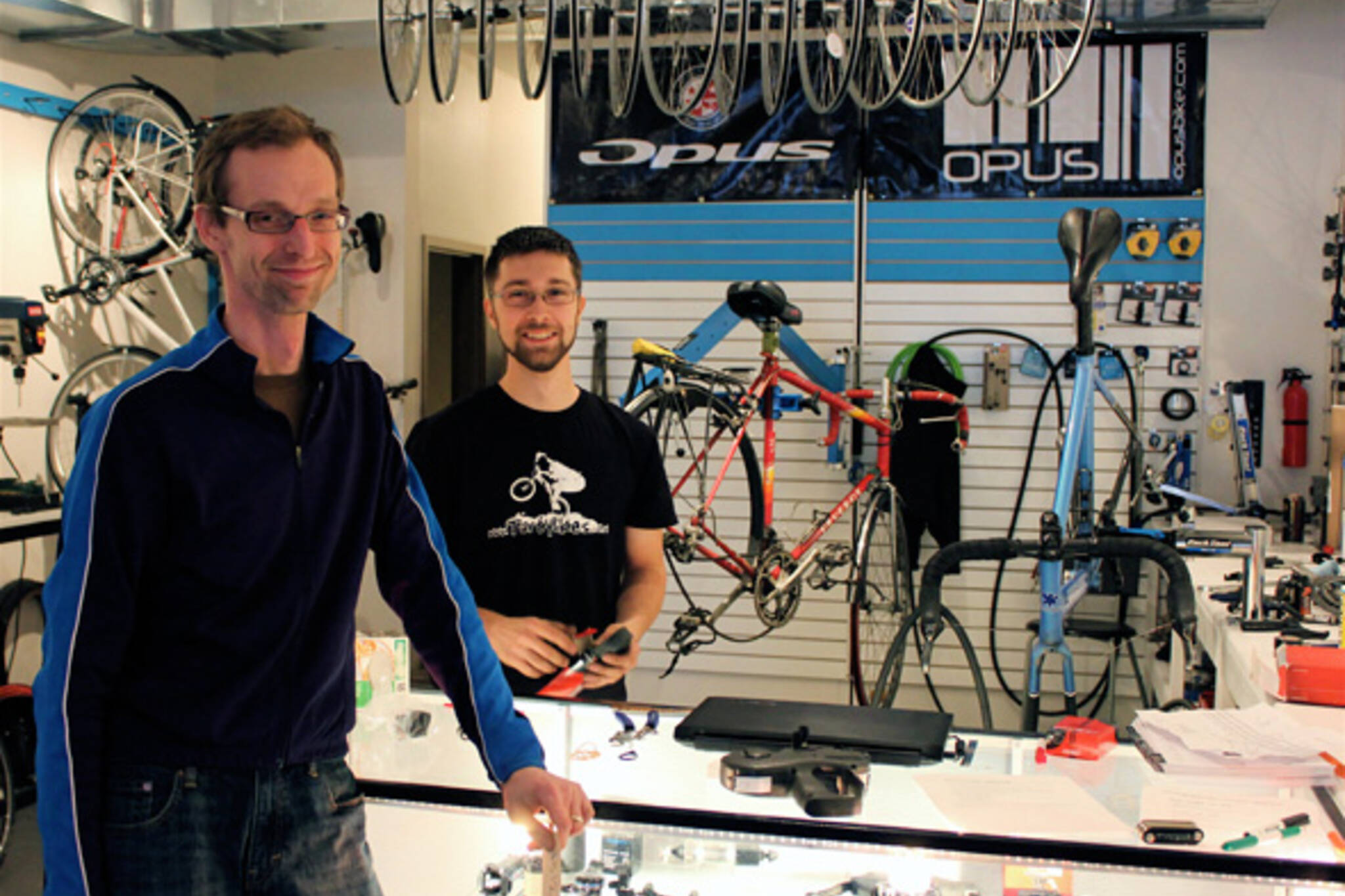 Danforth Bike Shop Toronto