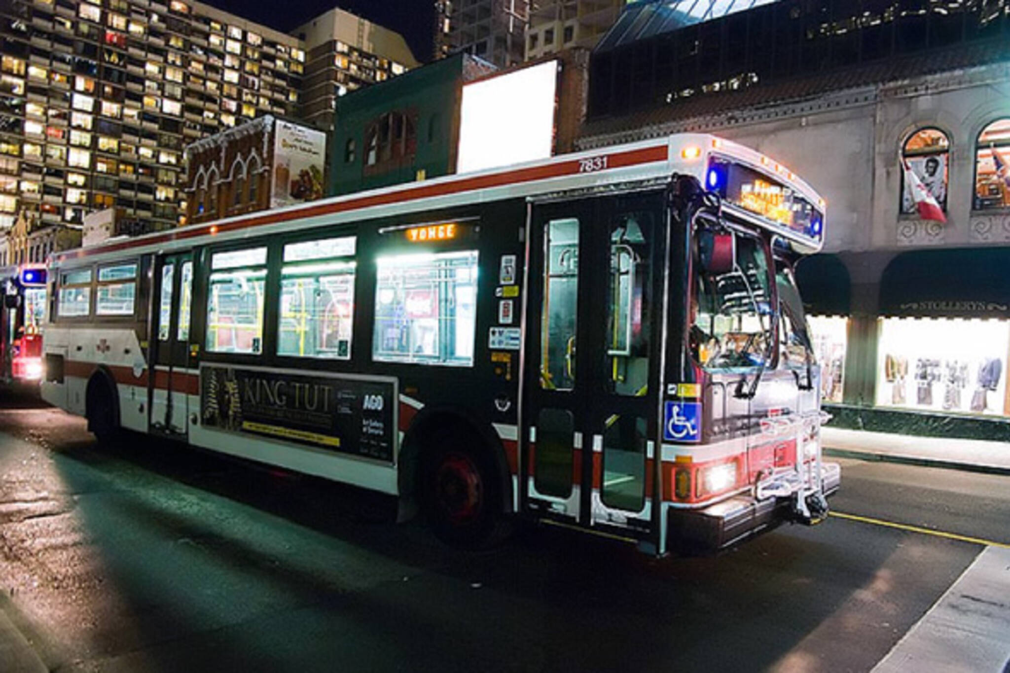 TTC defers bus route decision