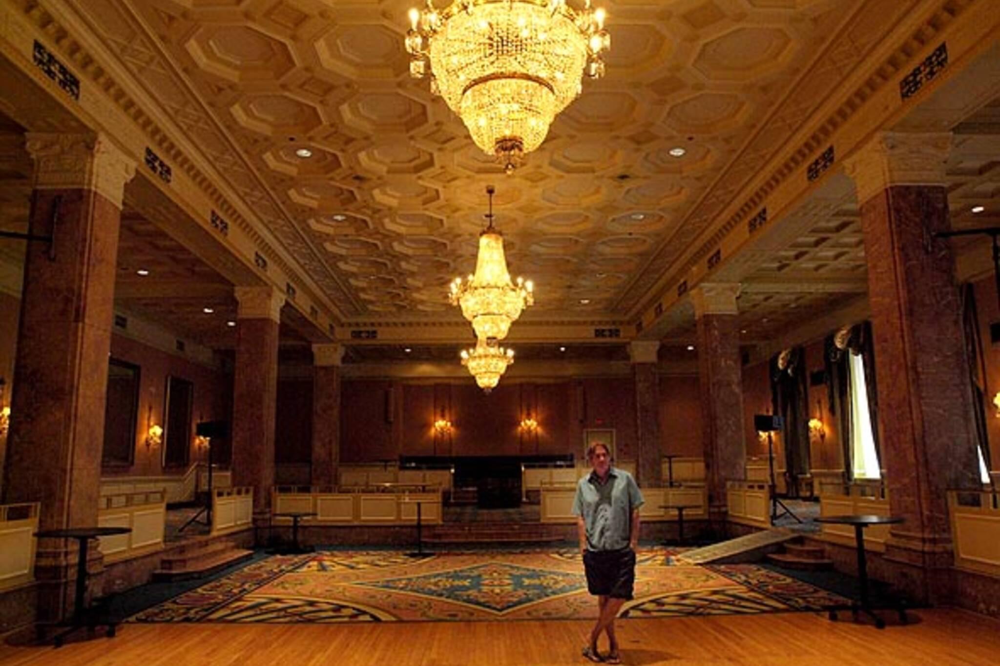 Christopher Heard Royal York Hotel