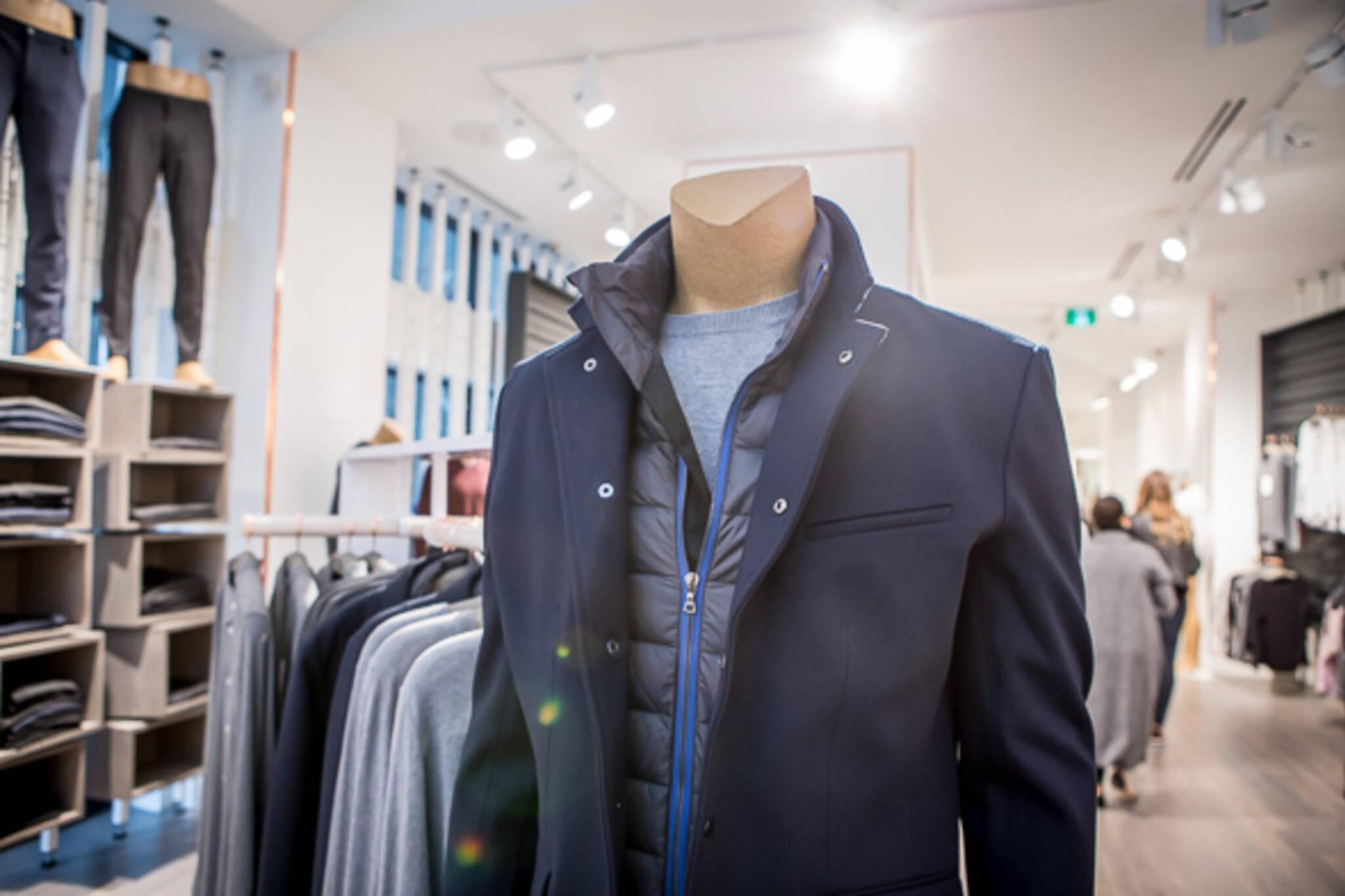 winter clothing toronto