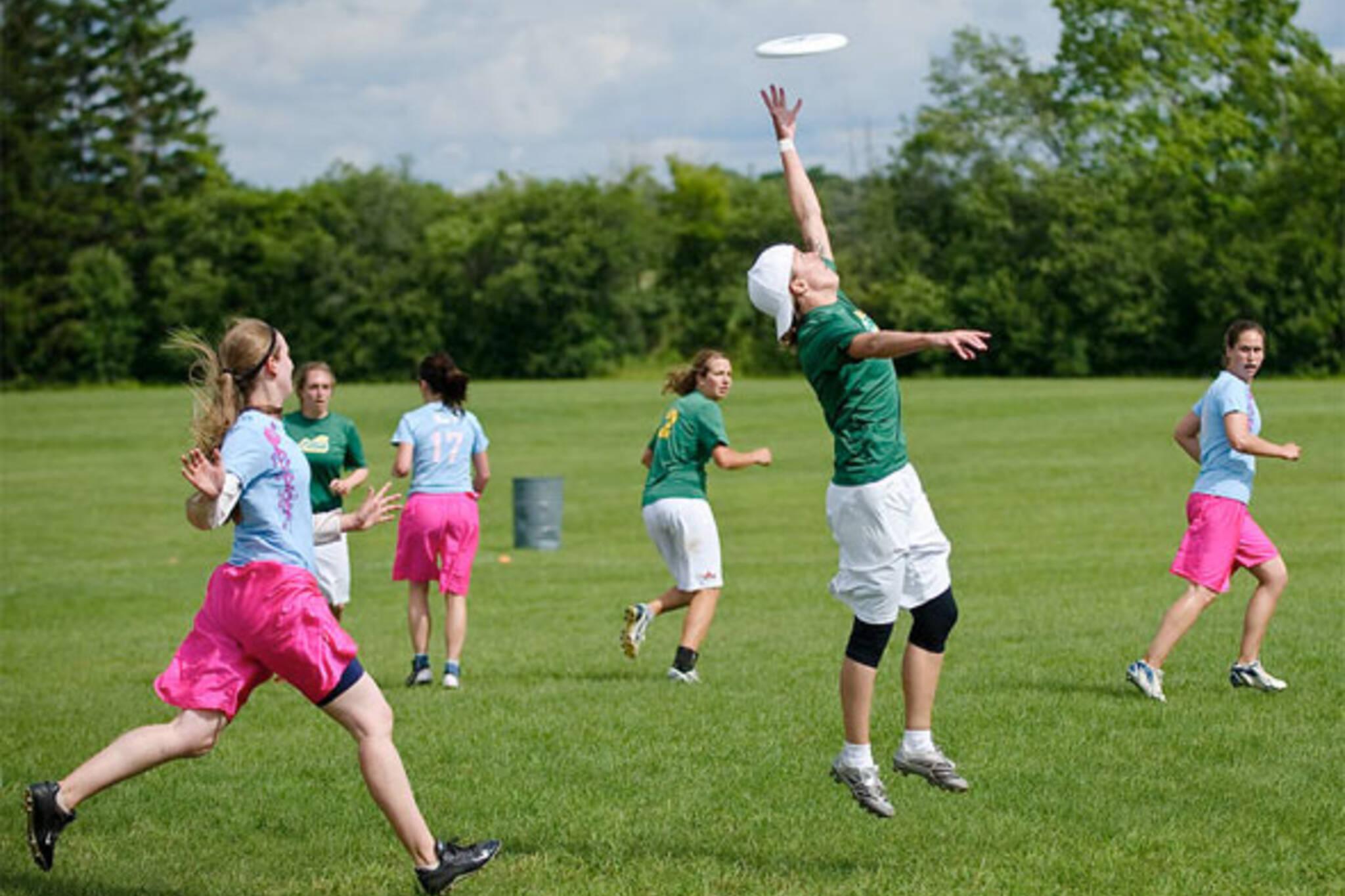 ultimate frisbee toronto