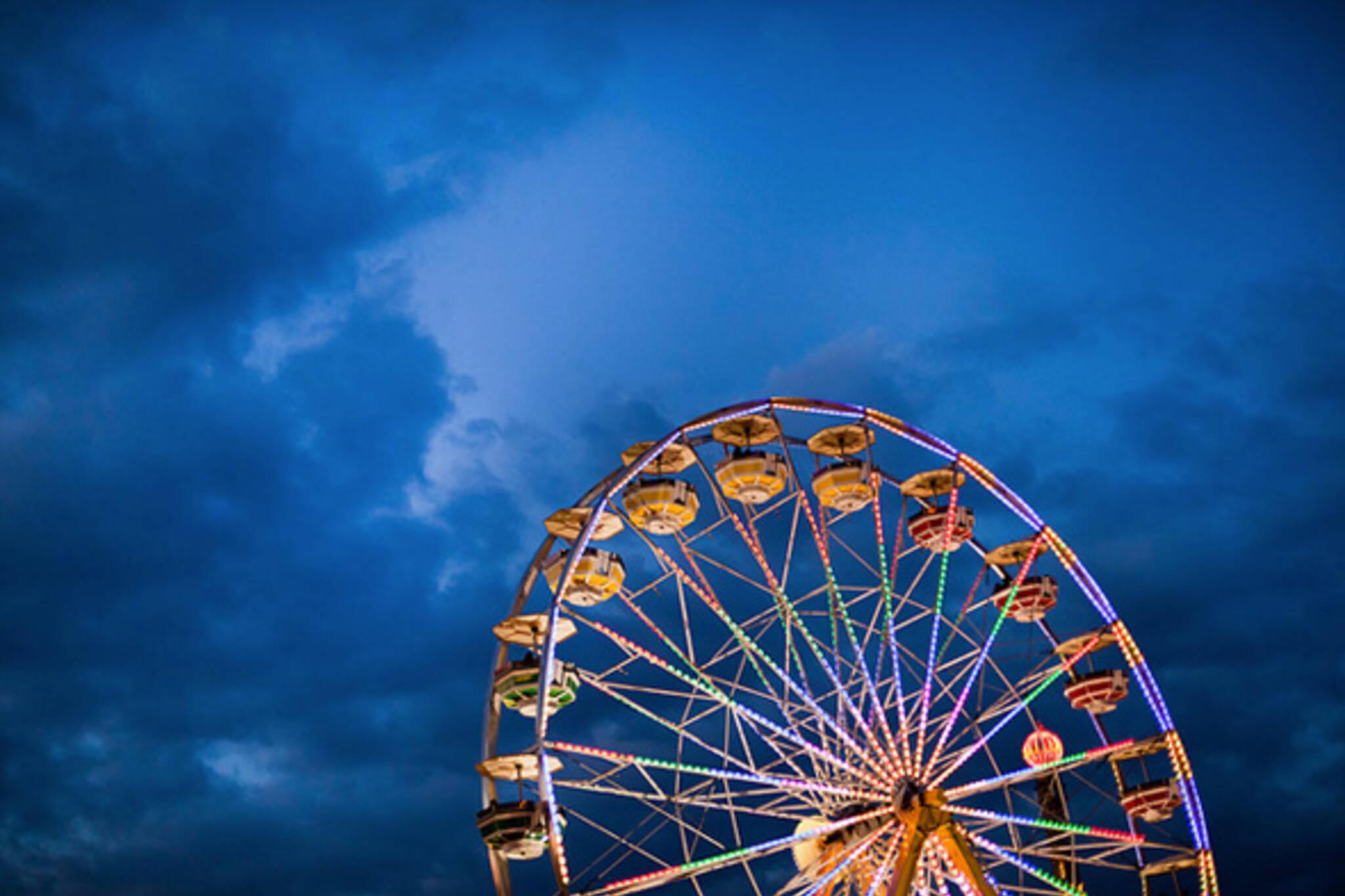 Ferris Wheel Toronto