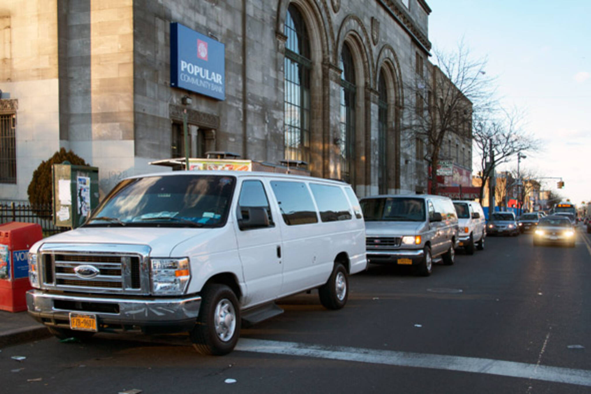 Brooklyn Dollar Van