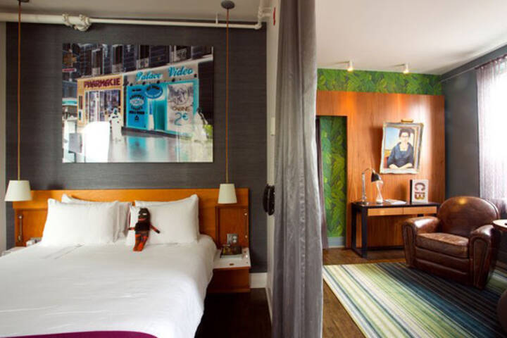 The best boutique hotels in toronto for Boutique hotel list