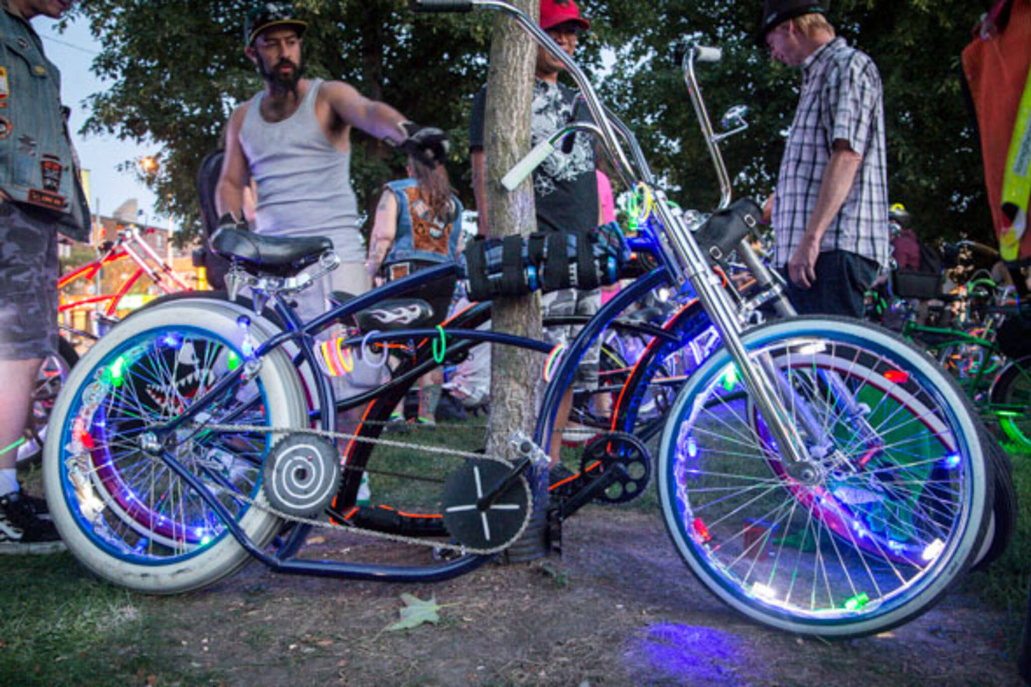 bike rave toronto