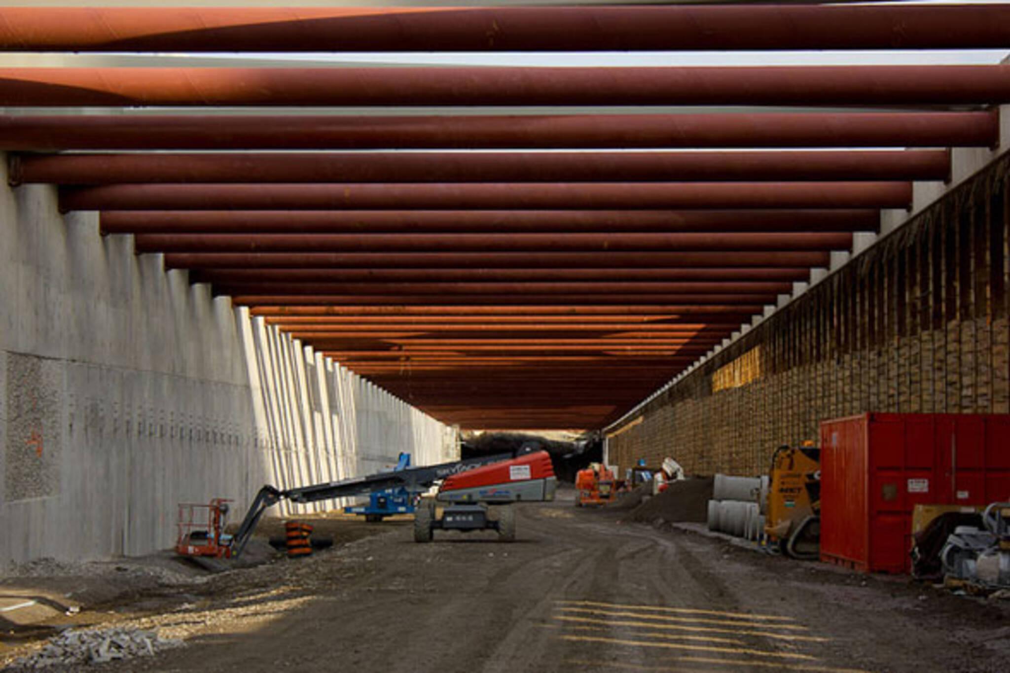 strachan avenue underpass