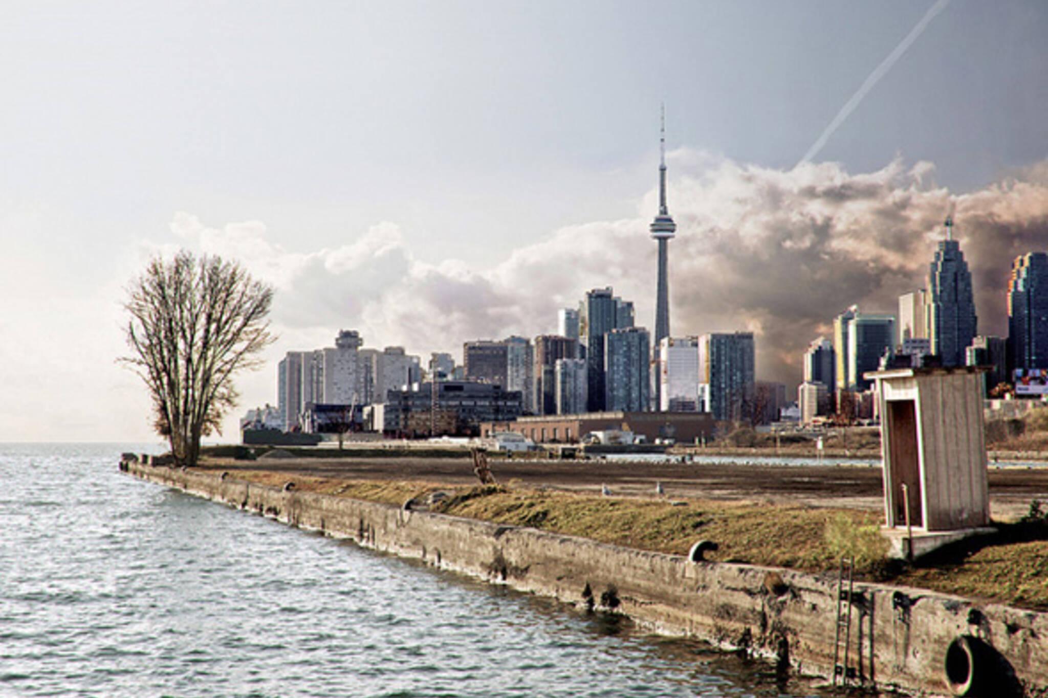 Toronto Port Lands