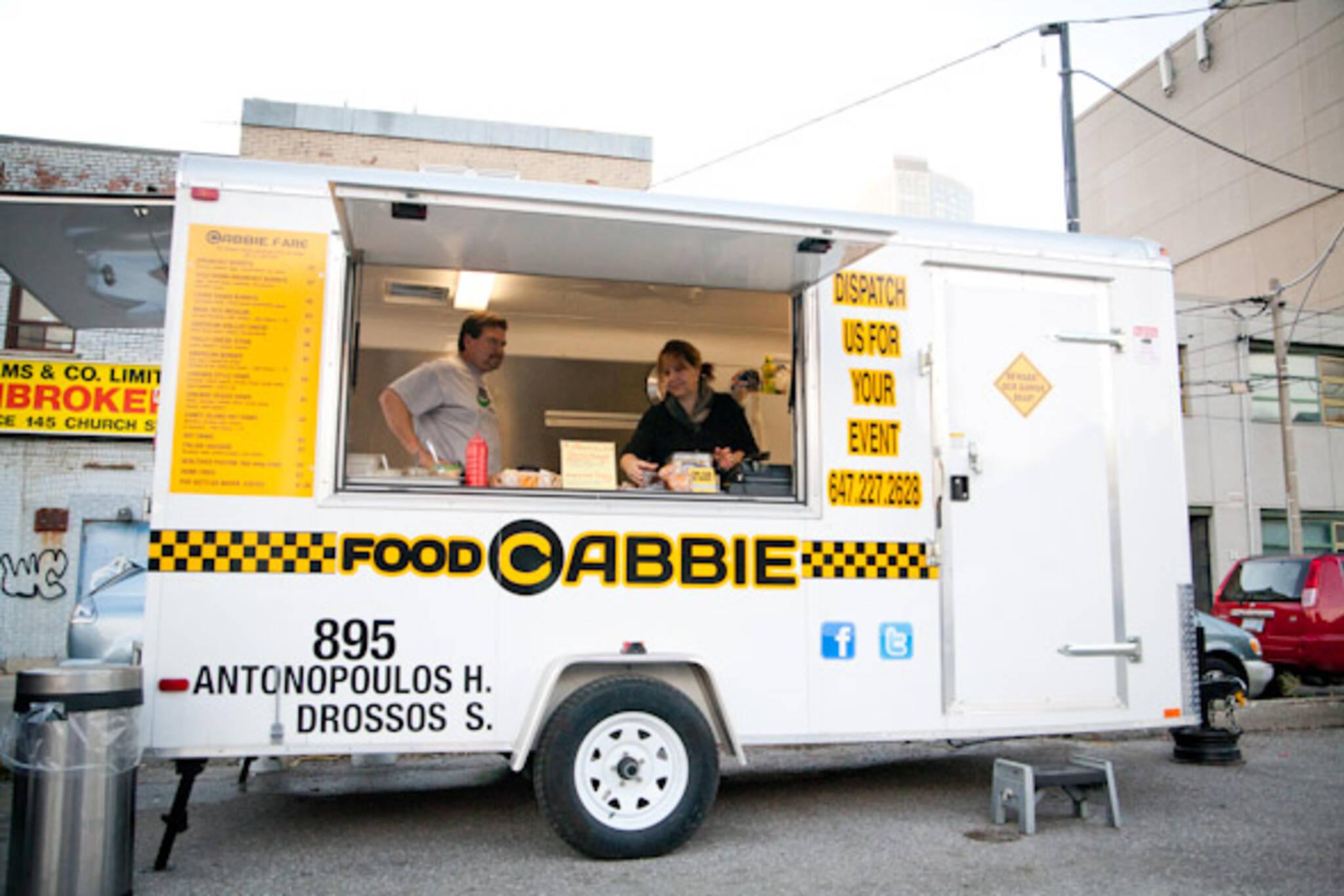Food Cabbie