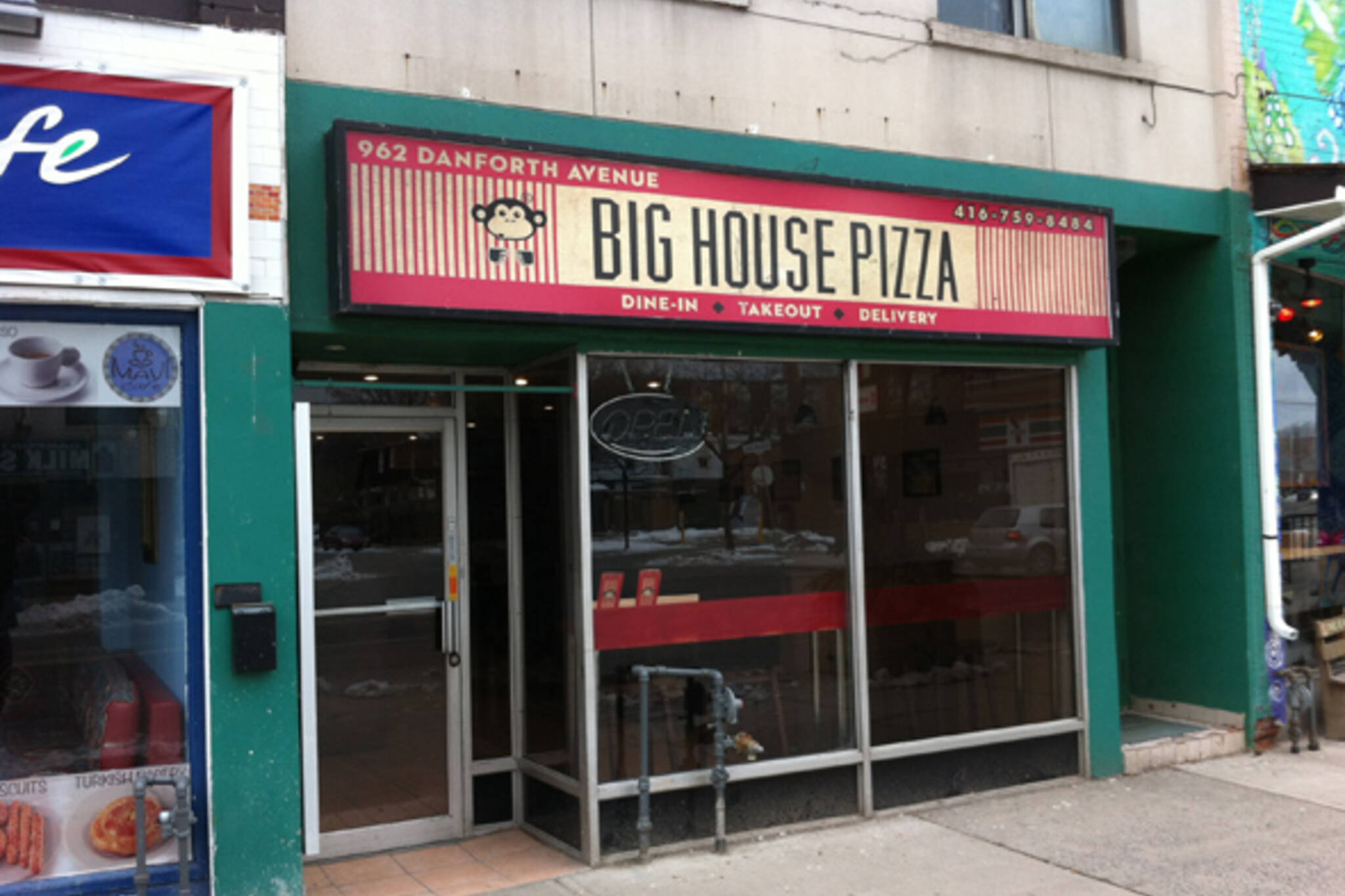 Big House Pizza