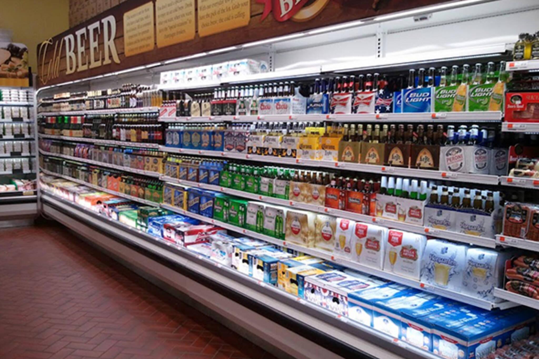 beer grocery store toronto