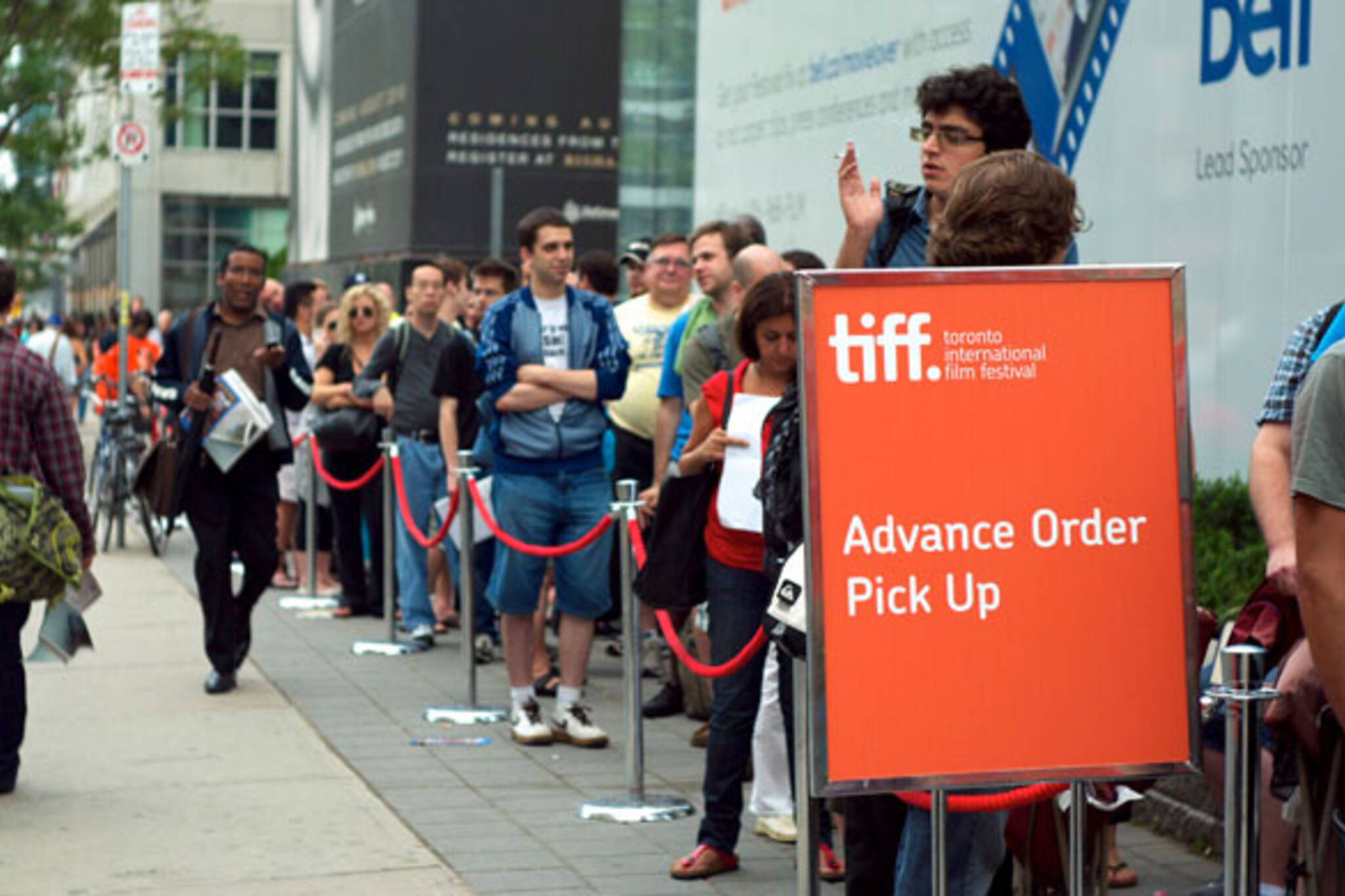 TIFF Ticket packages