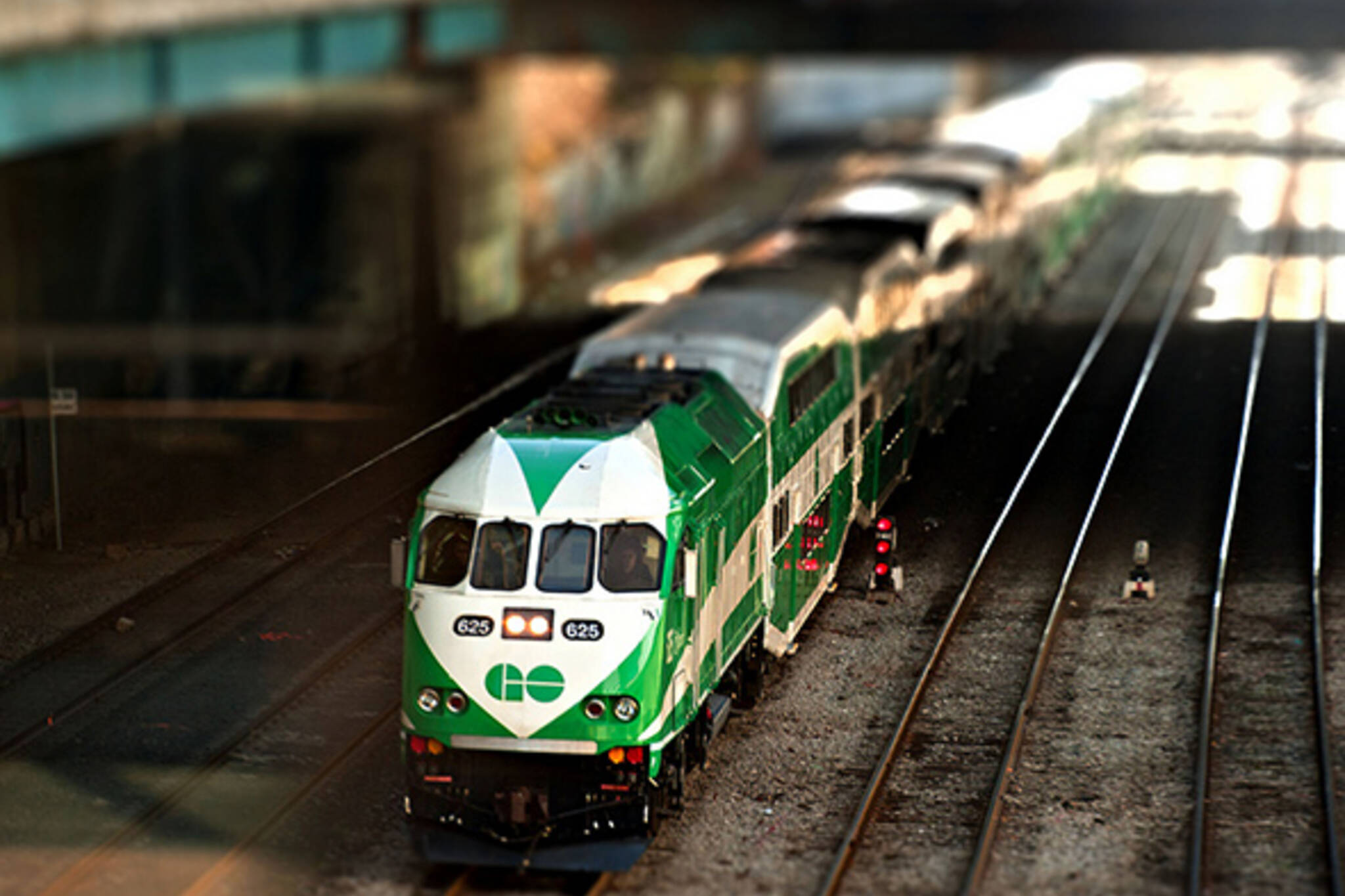 go rail
