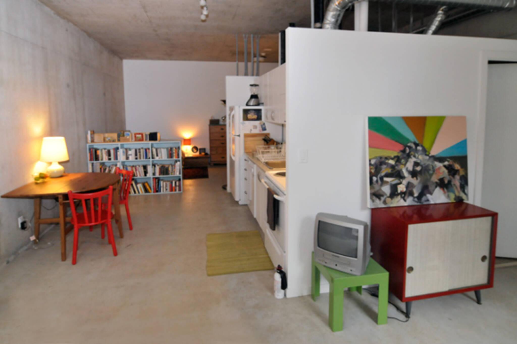 Artscape Gallery Lofts