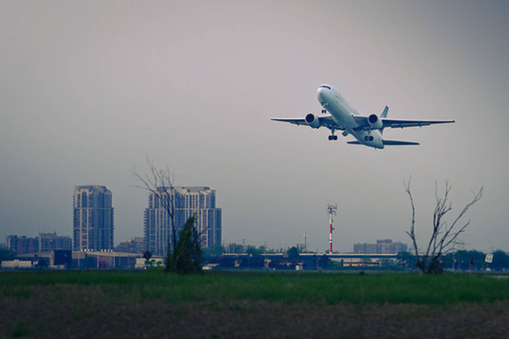 flight departure